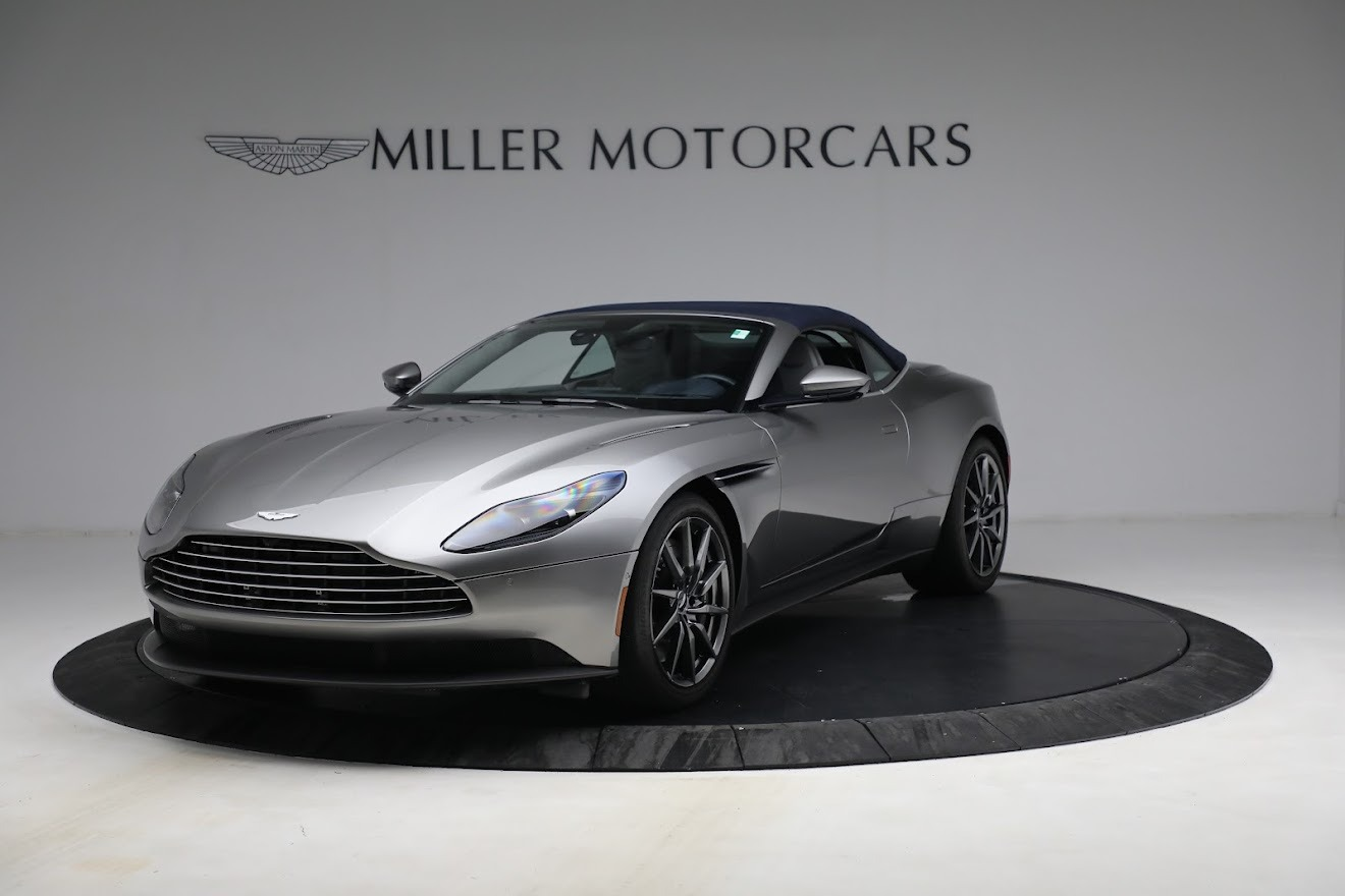 New 2019 Aston Martin DB11 V8 Convertible For Sale In Greenwich, CT. Alfa Romeo of Greenwich, A1361 3147_p14