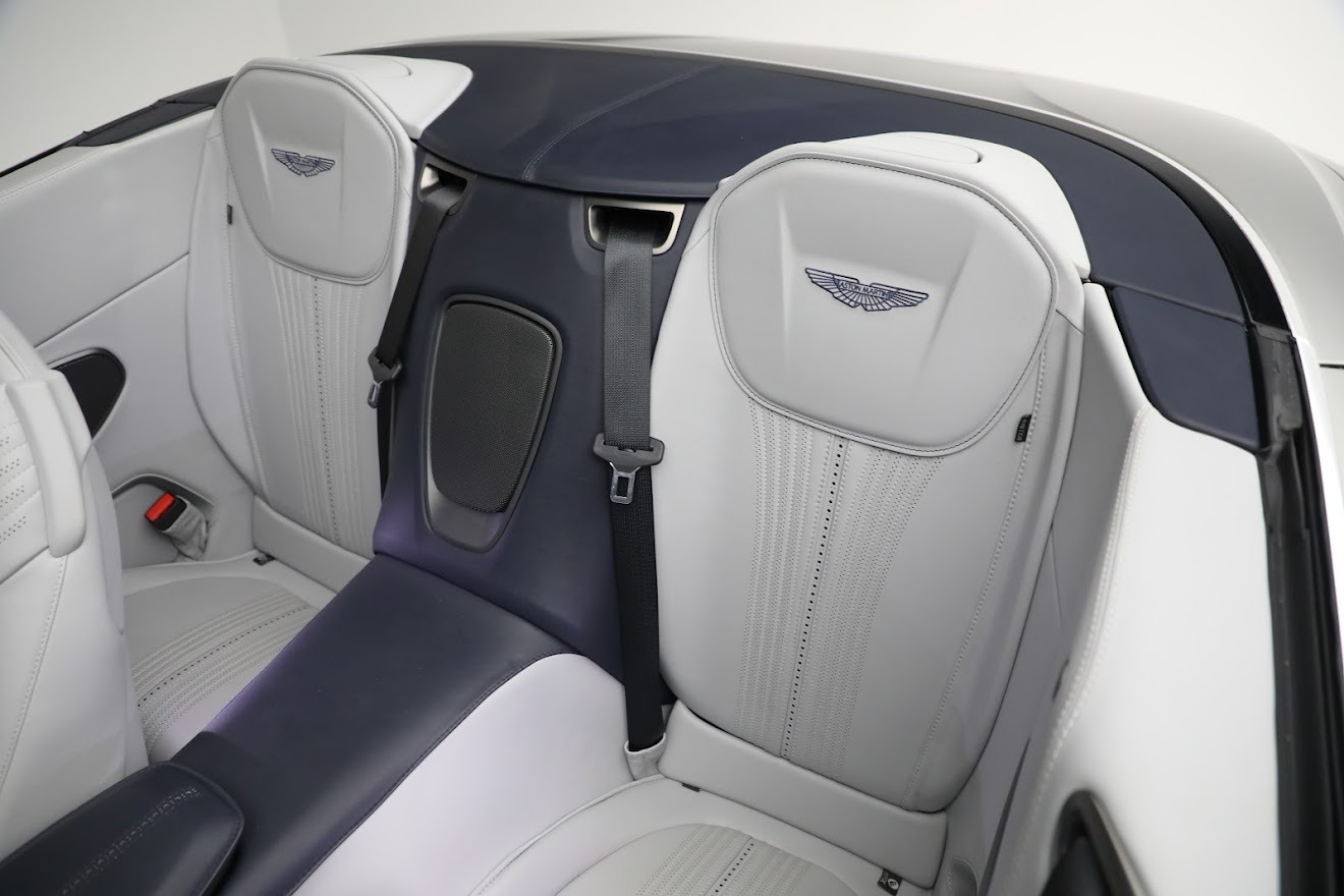New 2019 Aston Martin DB11 V8 Convertible For Sale In Greenwich, CT. Alfa Romeo of Greenwich, A1361 3147_p26