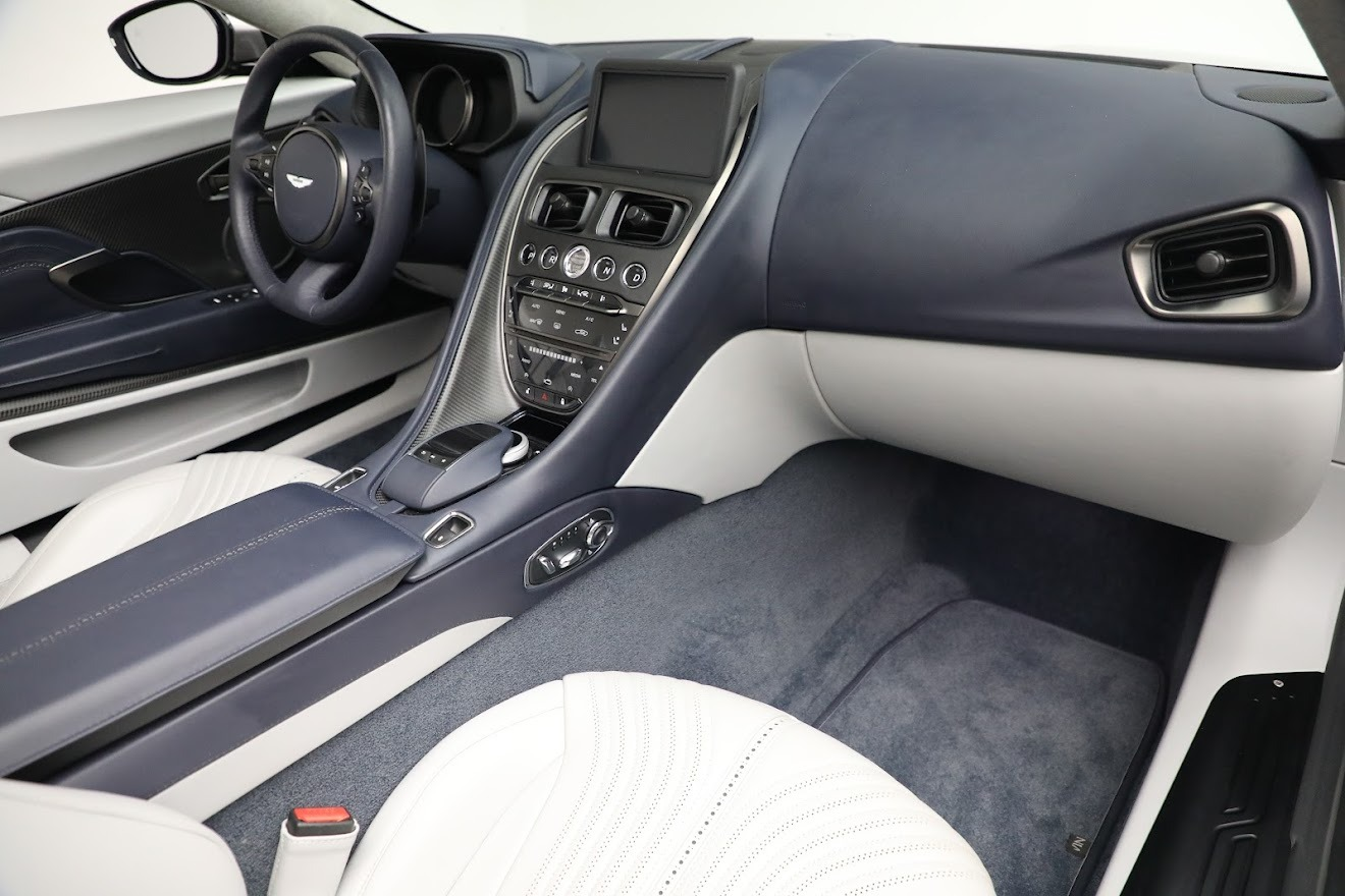 New 2019 Aston Martin DB11 V8 Convertible For Sale In Greenwich, CT. Alfa Romeo of Greenwich, A1361 3147_p27