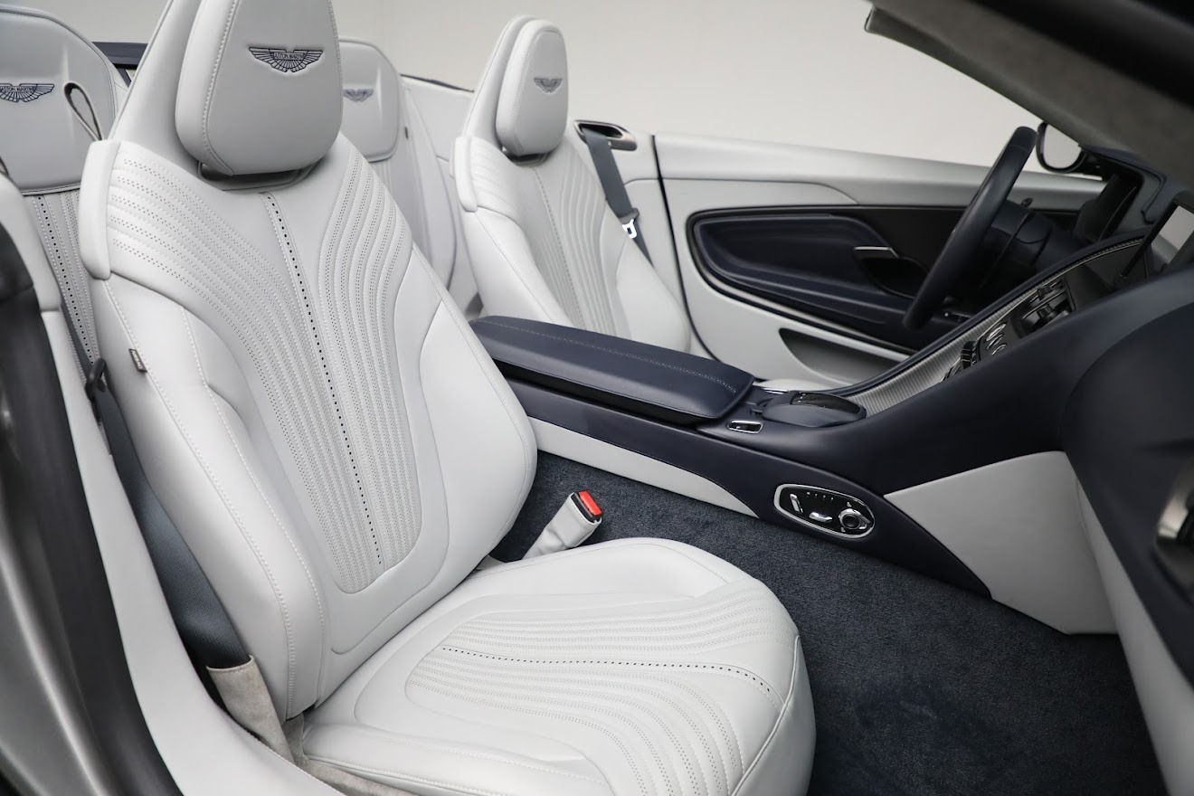 New 2019 Aston Martin DB11 V8 Convertible For Sale In Greenwich, CT. Alfa Romeo of Greenwich, A1361 3147_p29
