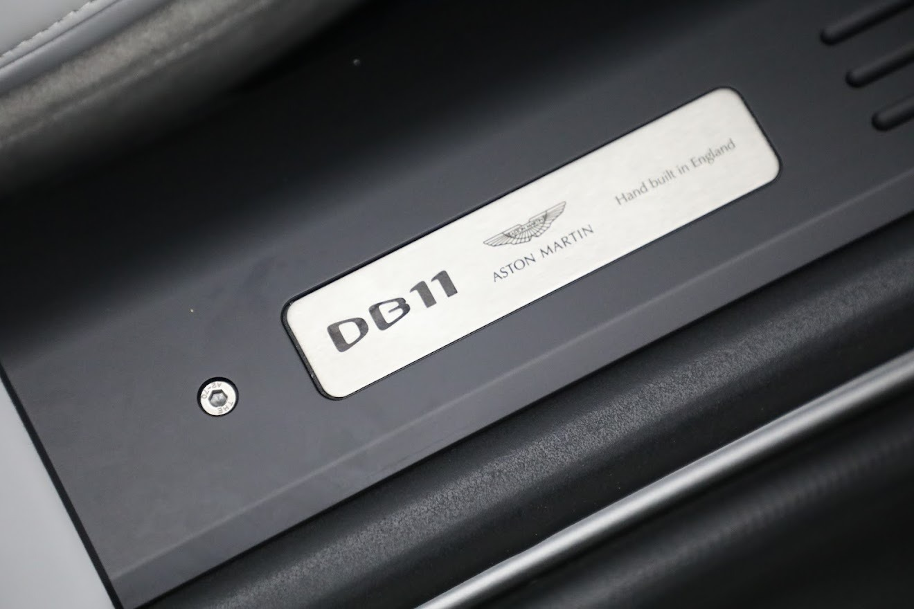 New 2019 Aston Martin DB11 V8 Convertible For Sale In Greenwich, CT. Alfa Romeo of Greenwich, A1361 3147_p30