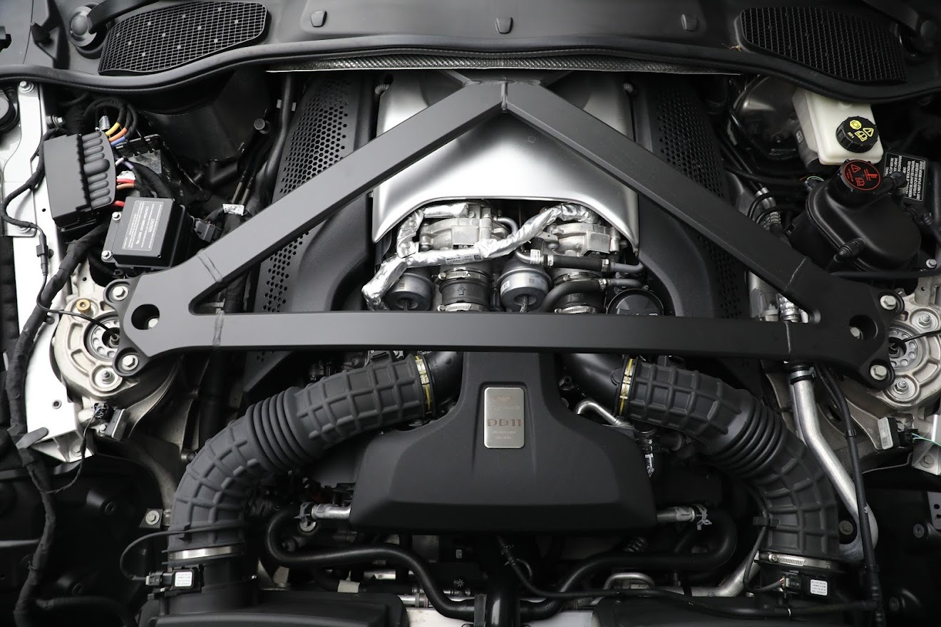 New 2019 Aston Martin DB11 V8 Convertible For Sale In Greenwich, CT. Alfa Romeo of Greenwich, A1361 3147_p32