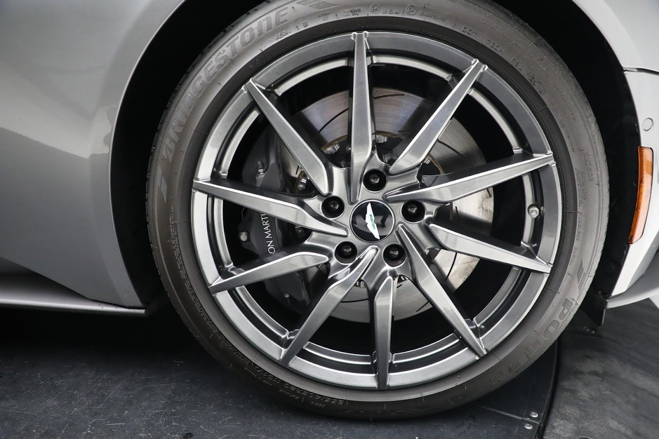 New 2019 Aston Martin DB11 V8 Convertible For Sale In Greenwich, CT. Alfa Romeo of Greenwich, A1361 3147_p33