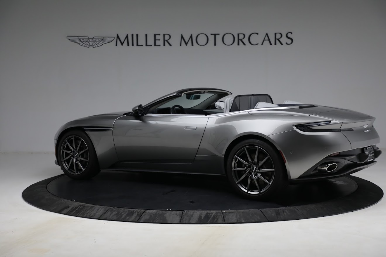 New 2019 Aston Martin DB11 V8 Convertible For Sale In Greenwich, CT. Alfa Romeo of Greenwich, A1361 3147_p3