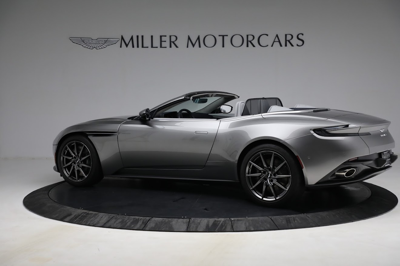New 2019 Aston Martin DB11 V8 Convertible For Sale In Greenwich, CT. Alfa Romeo of Greenwich, A1361 3147_p4