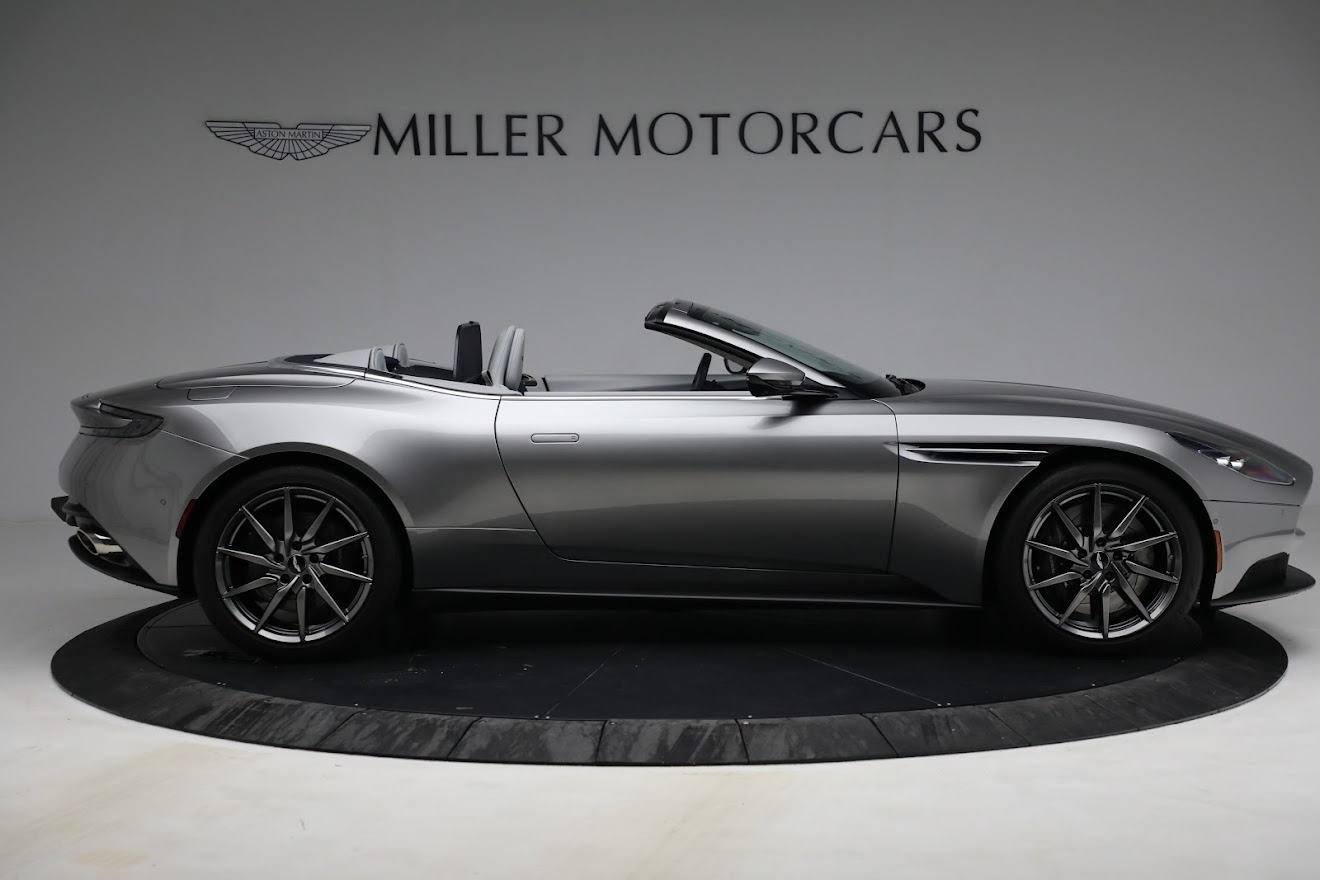 New 2019 Aston Martin DB11 V8 Convertible For Sale In Greenwich, CT. Alfa Romeo of Greenwich, A1361 3147_p9