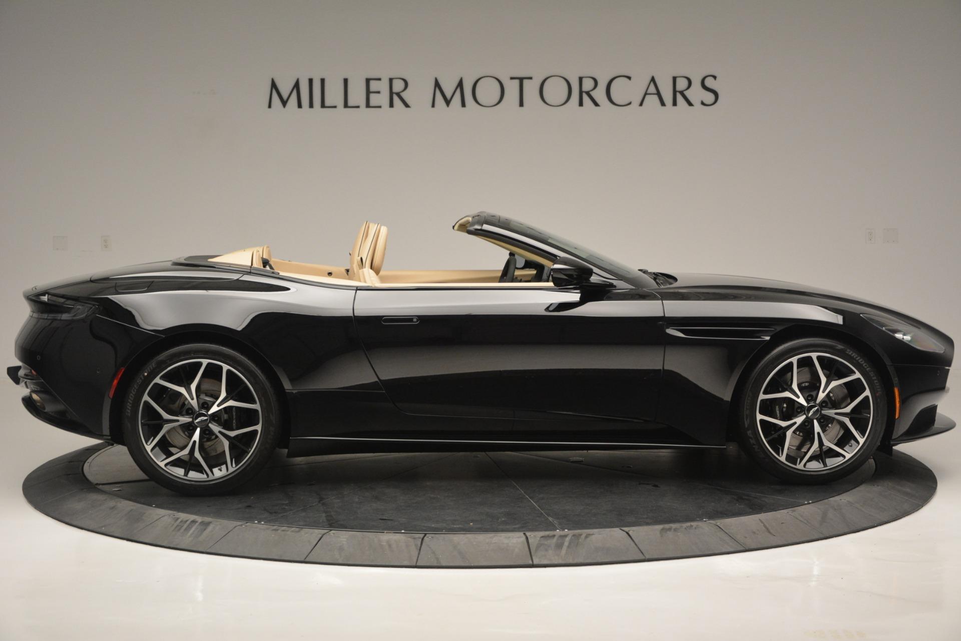 New 2019 Aston Martin DB11 V8 Convertible For Sale In Greenwich, CT. Alfa Romeo of Greenwich, A1314 3148_p9