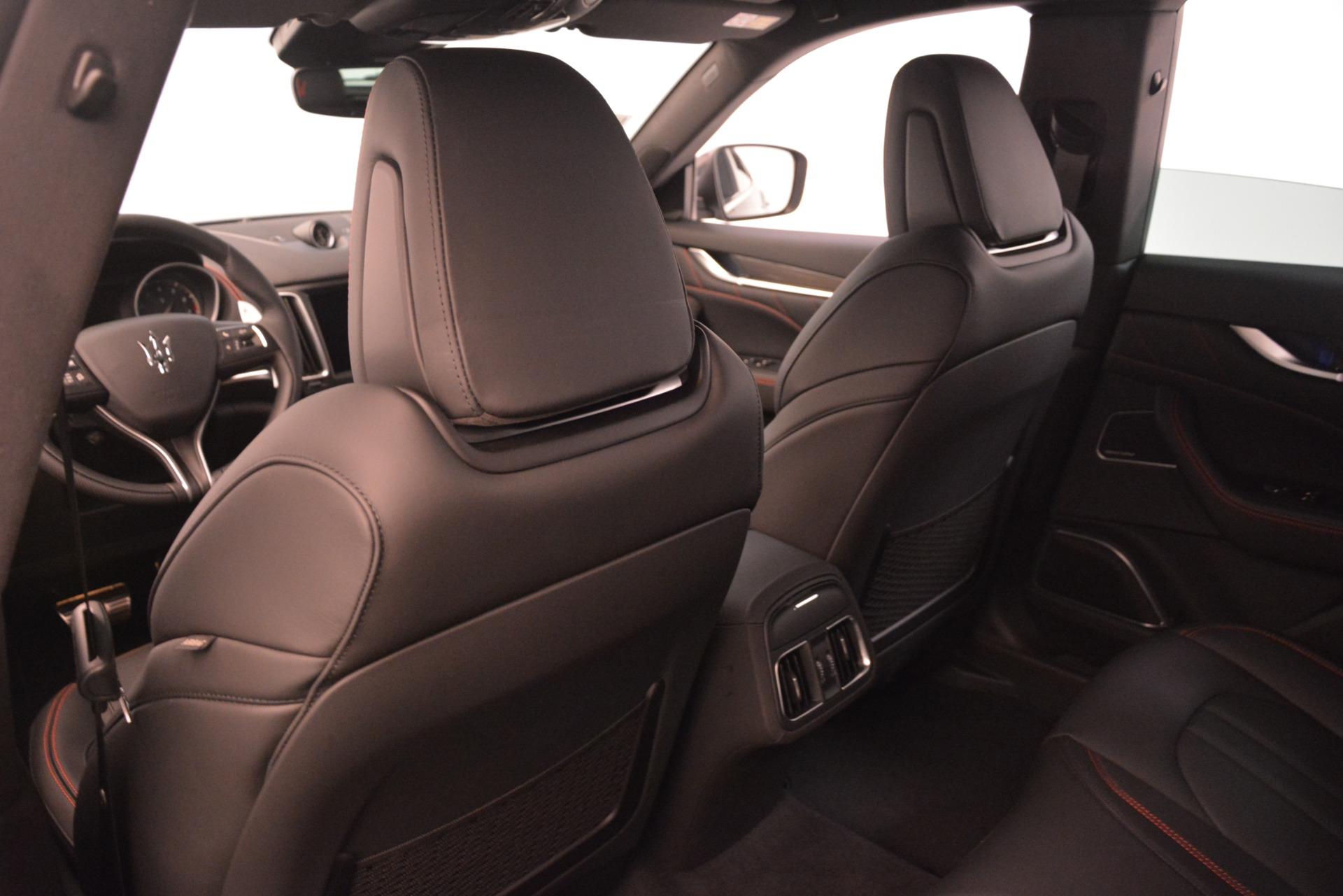 New 2019 Maserati Levante S Q4 GranSport For Sale In Greenwich, CT. Alfa Romeo of Greenwich, M2300 3149_p19