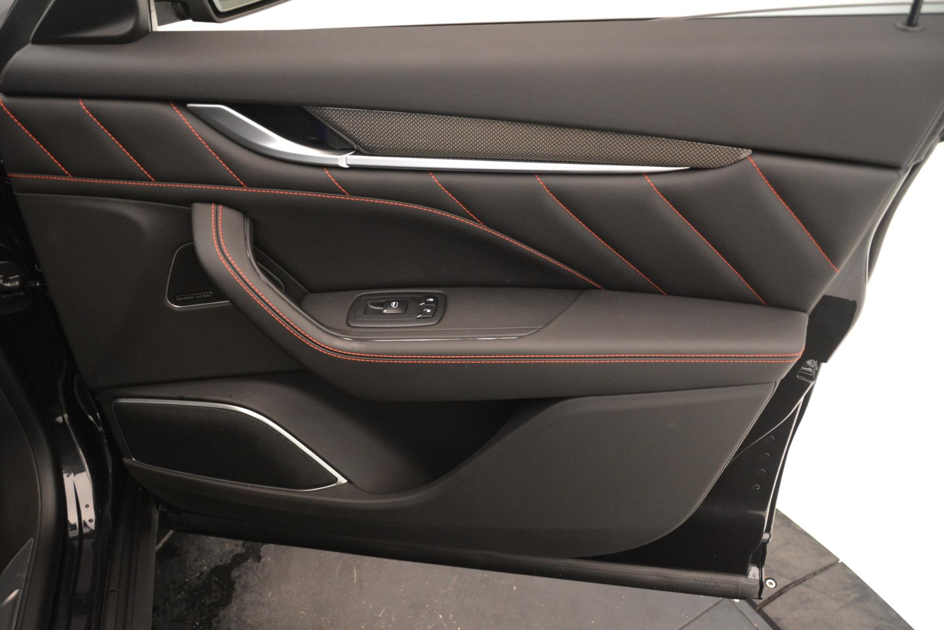 New 2019 Maserati Levante S Q4 GranSport For Sale In Greenwich, CT. Alfa Romeo of Greenwich, M2300 3149_p23