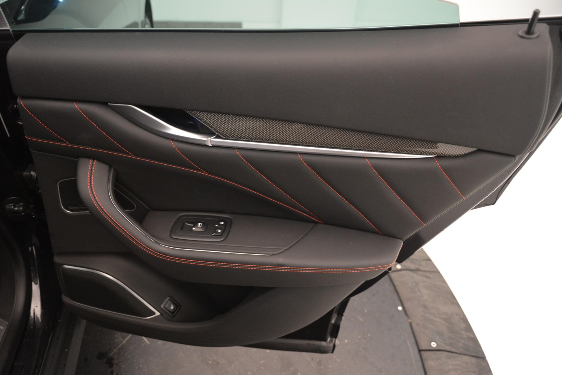 New 2019 Maserati Levante S Q4 GranSport For Sale In Greenwich, CT. Alfa Romeo of Greenwich, M2300 3149_p27