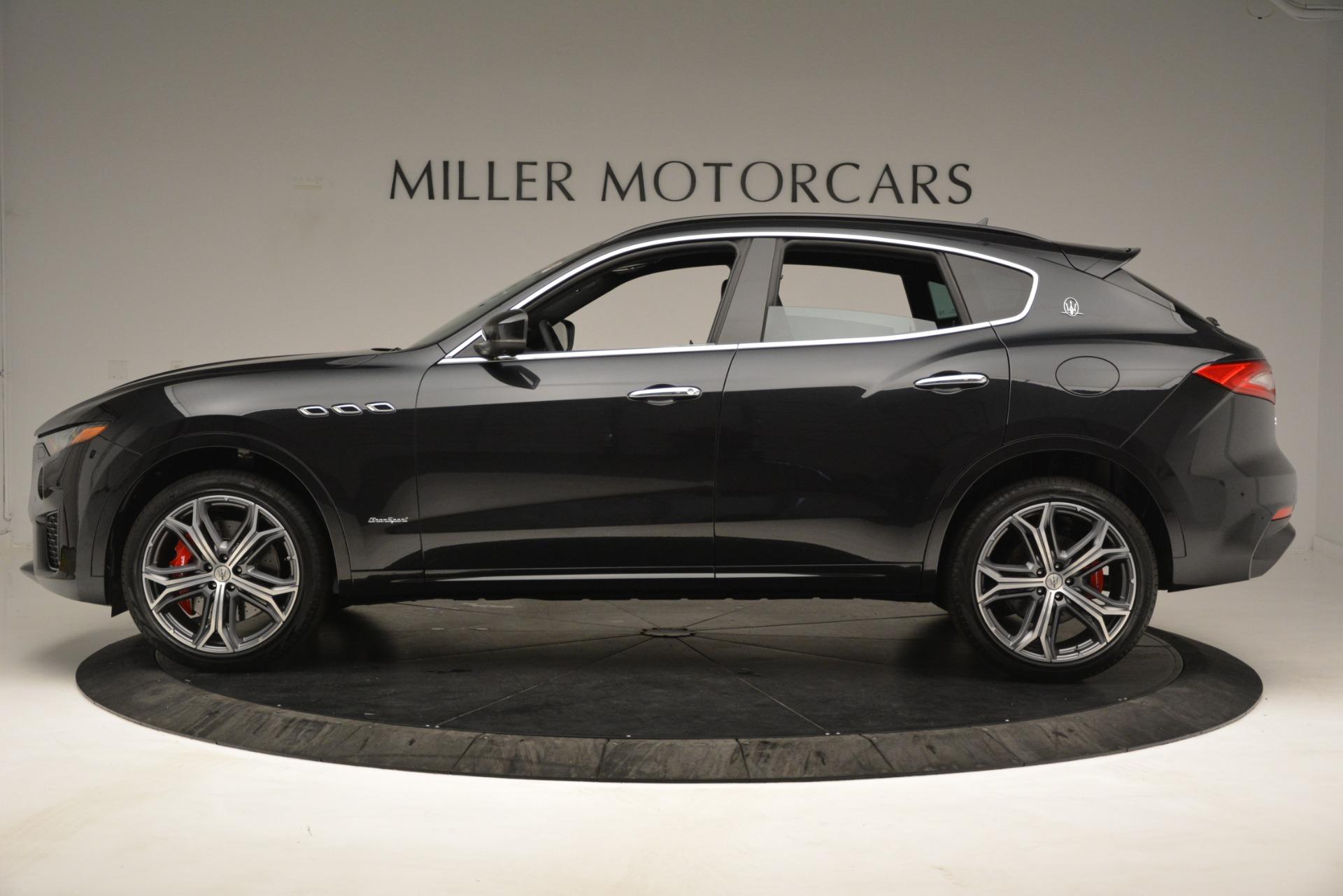 New 2019 Maserati Levante S Q4 GranSport For Sale In Greenwich, CT. Alfa Romeo of Greenwich, M2300 3149_p3