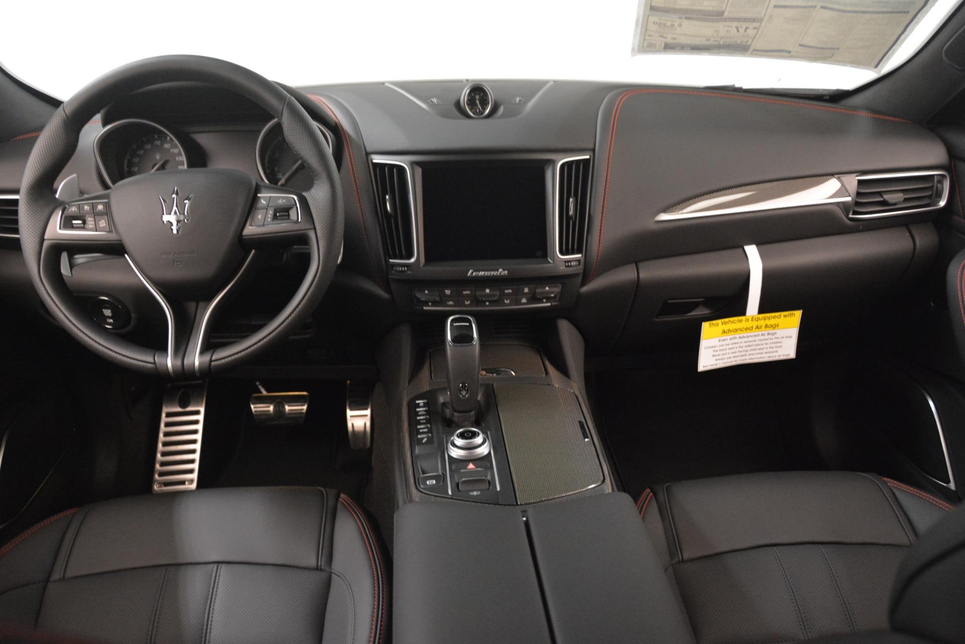 New 2019 Maserati Levante S Q4 GranSport For Sale In Greenwich, CT. Alfa Romeo of Greenwich, M2301 3150_p16
