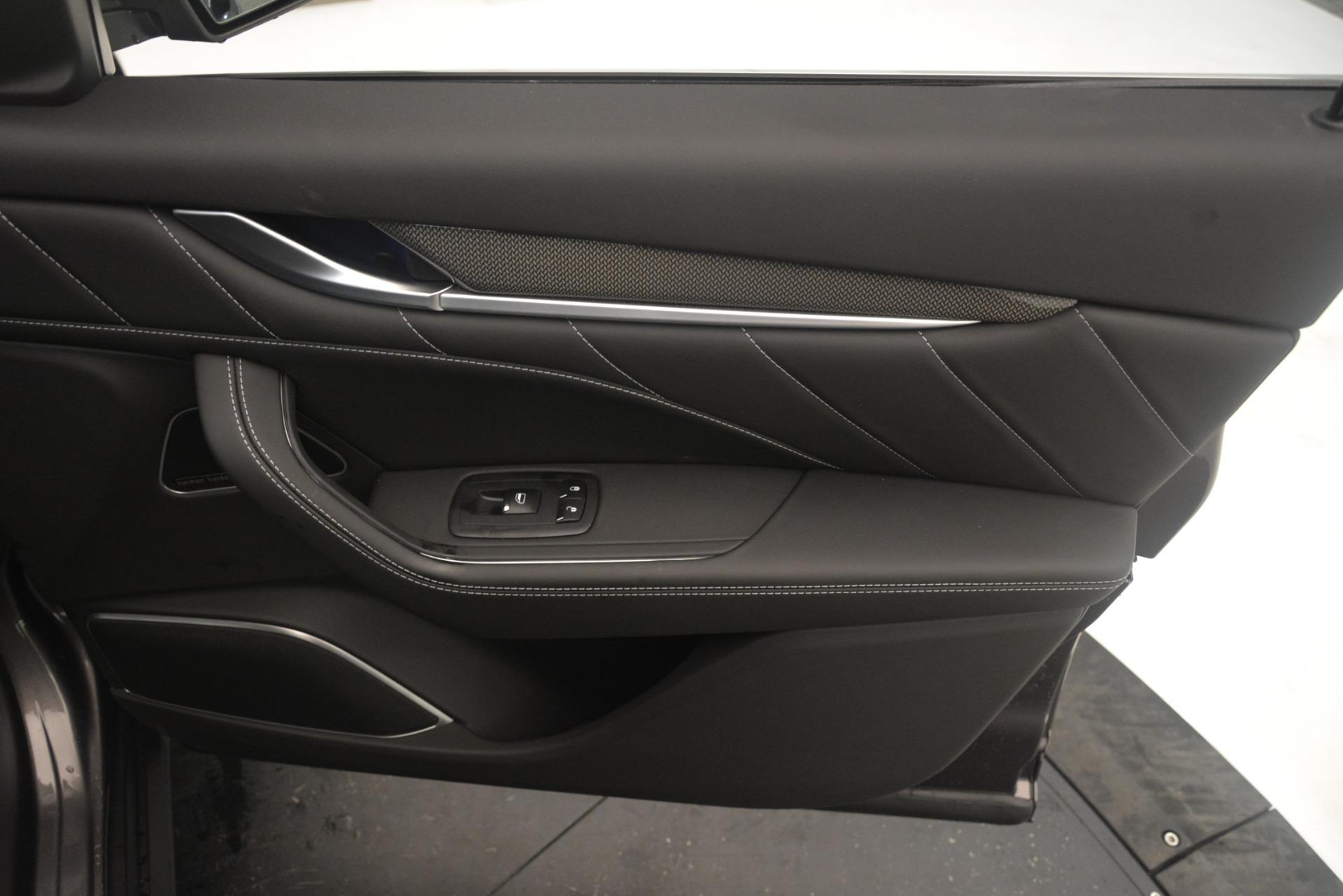 New 2019 Maserati Levante S Q4 GranSport For Sale In Greenwich, CT. Alfa Romeo of Greenwich, M2305 3152_p25