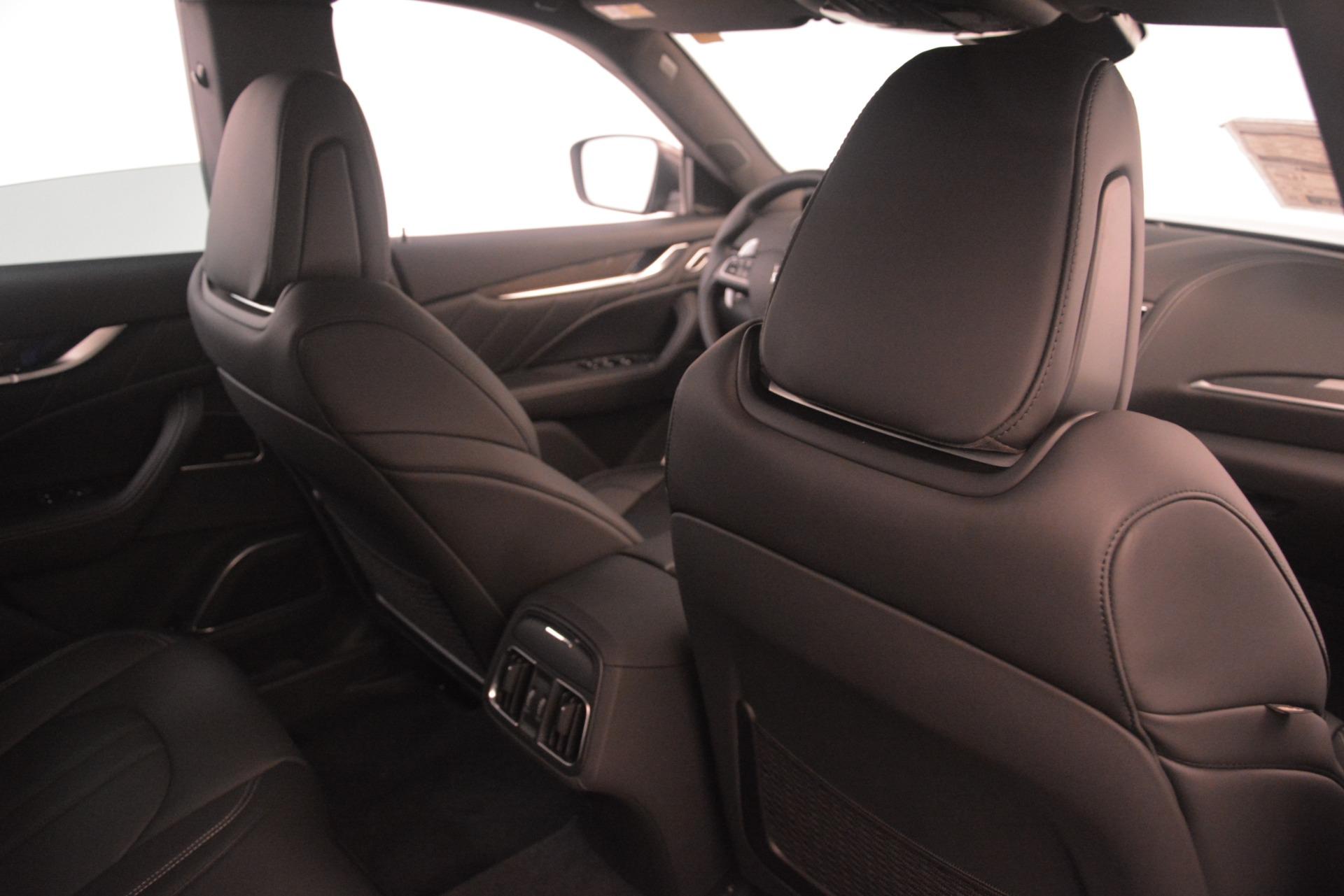 New 2019 Maserati Levante S Q4 GranSport For Sale In Greenwich, CT. Alfa Romeo of Greenwich, M2305 3152_p28