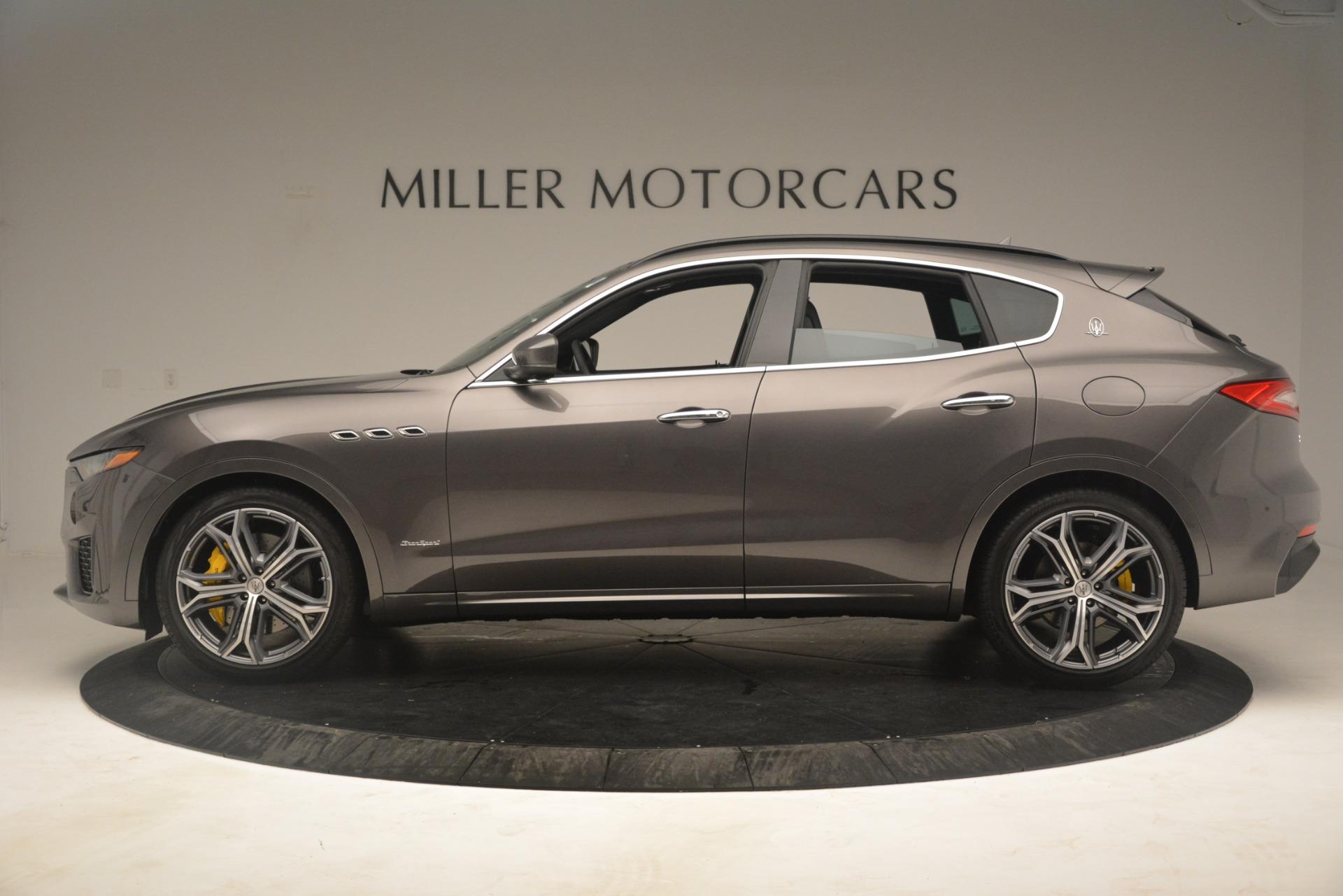 New 2019 Maserati Levante S Q4 GranSport For Sale In Greenwich, CT. Alfa Romeo of Greenwich, M2305 3152_p3