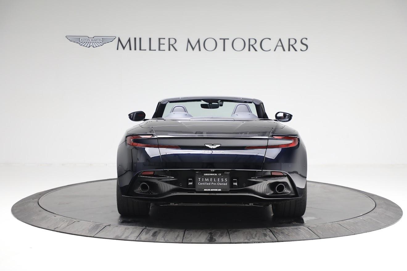 New 2019 Aston Martin DB11 V8 Convertible For Sale In Greenwich, CT. Alfa Romeo of Greenwich, A1317 3153_p5