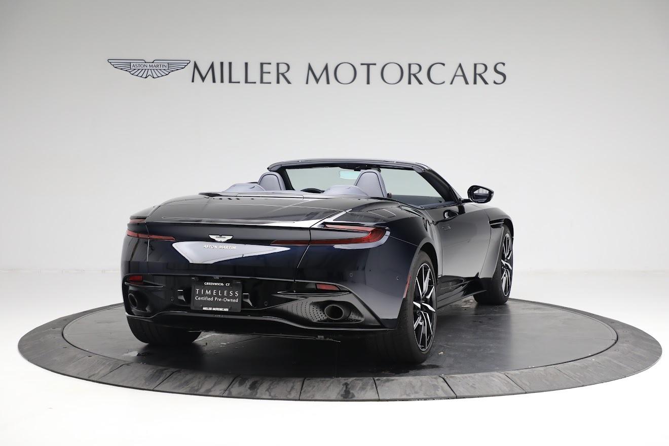 New 2019 Aston Martin DB11 V8 Convertible For Sale In Greenwich, CT. Alfa Romeo of Greenwich, A1317 3153_p6