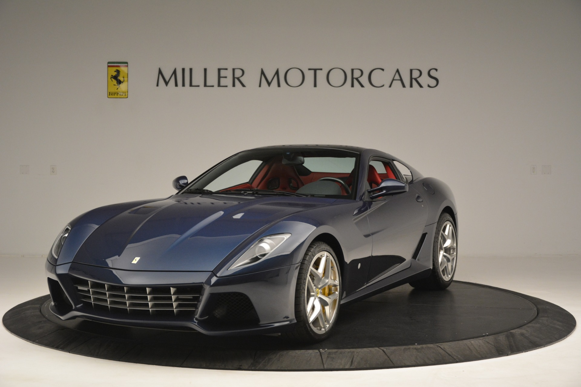 Used 2008 Ferrari 599 GTB Fiorano  For Sale In Greenwich, CT. Alfa Romeo of Greenwich, 4560C 3154_main