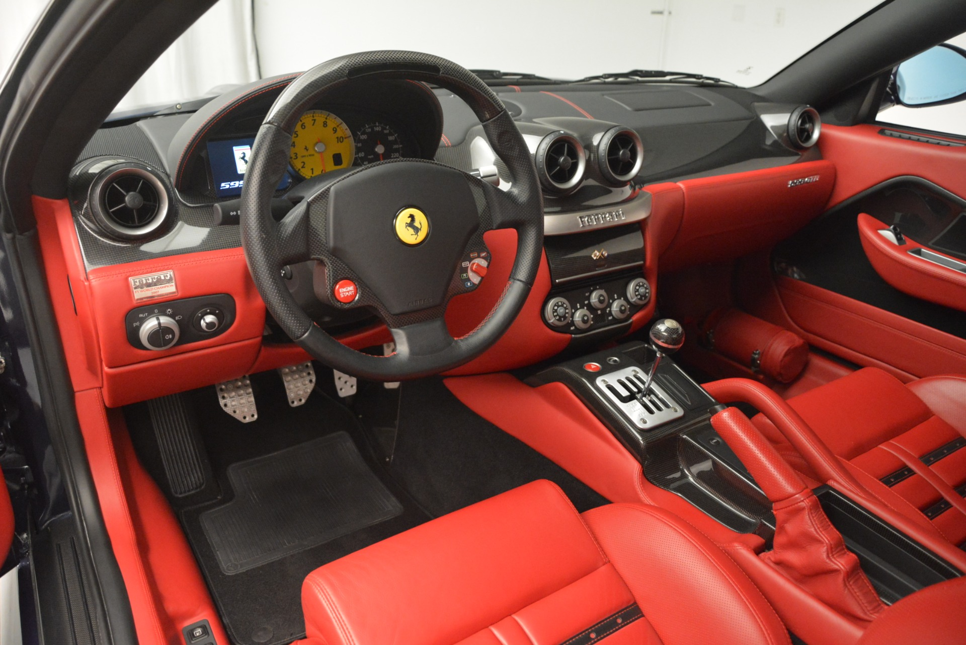 Used 2008 Ferrari 599 GTB Fiorano  For Sale In Greenwich, CT. Alfa Romeo of Greenwich, 4560C 3154_p13