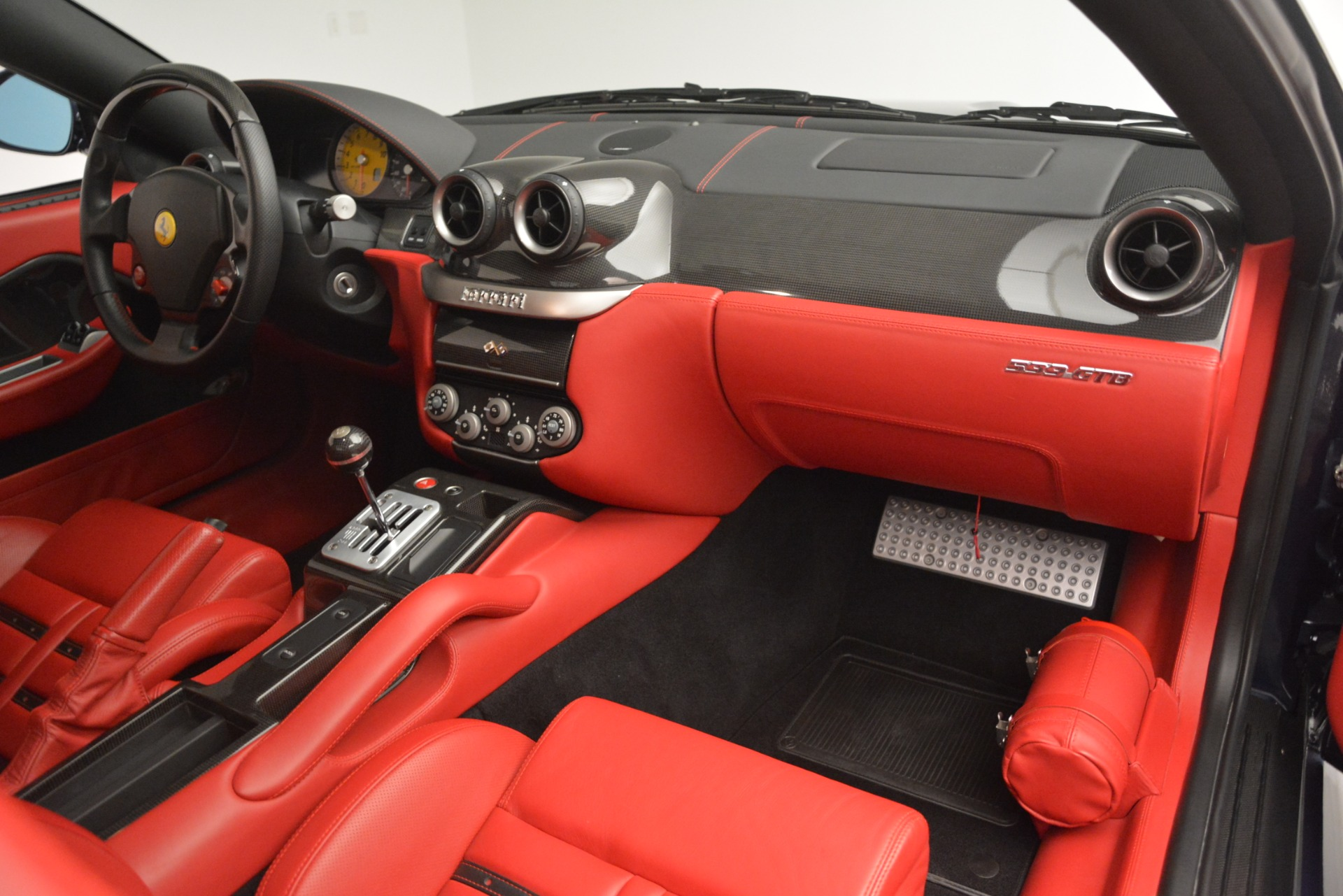 Used 2008 Ferrari 599 GTB Fiorano  For Sale In Greenwich, CT. Alfa Romeo of Greenwich, 4560C 3154_p17