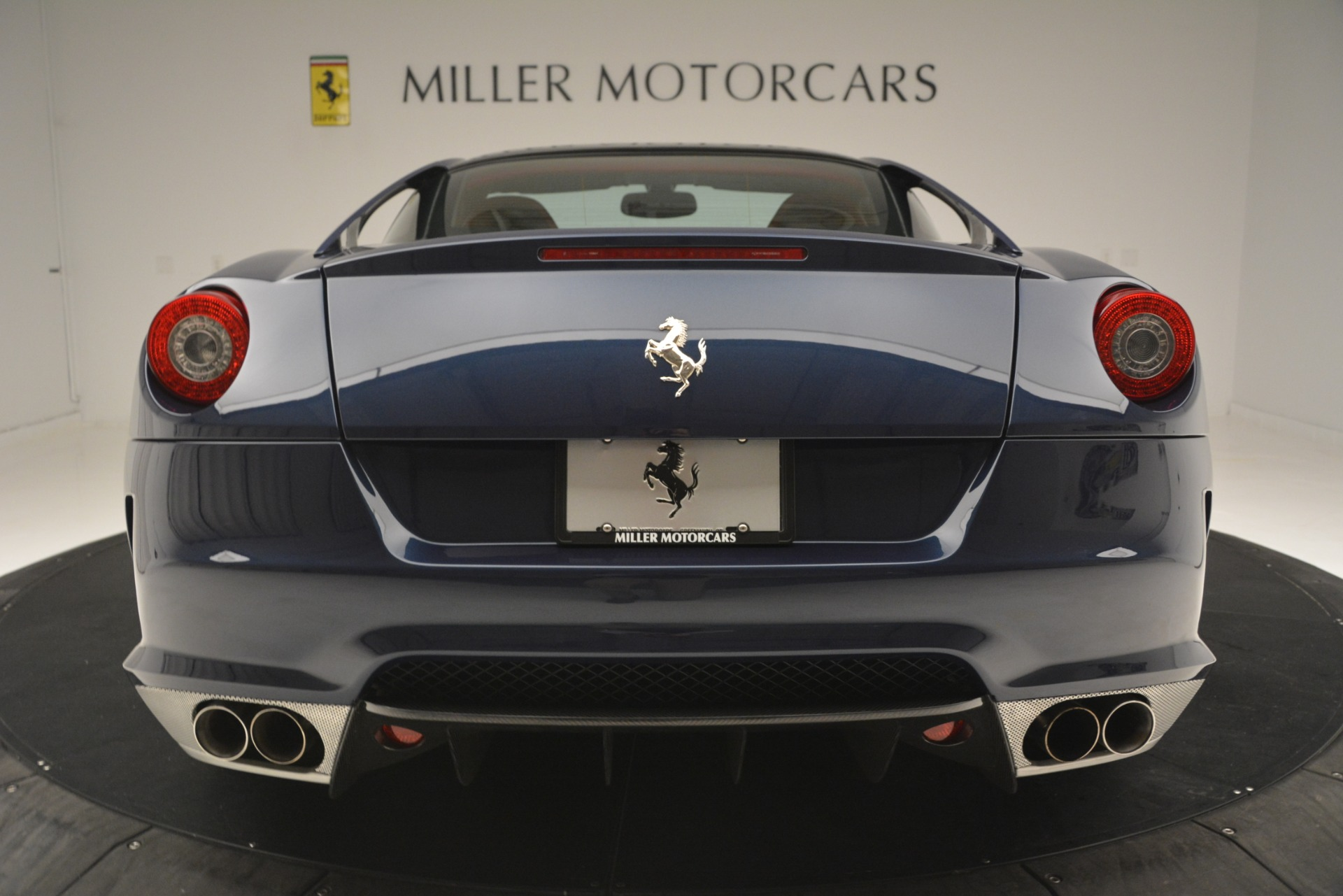 Used 2008 Ferrari 599 GTB Fiorano  For Sale In Greenwich, CT. Alfa Romeo of Greenwich, 4560C 3154_p24