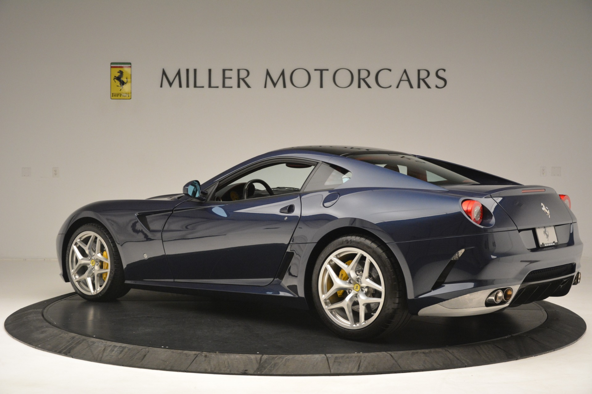 Used 2008 Ferrari 599 GTB Fiorano  For Sale In Greenwich, CT. Alfa Romeo of Greenwich, 4560C 3154_p4