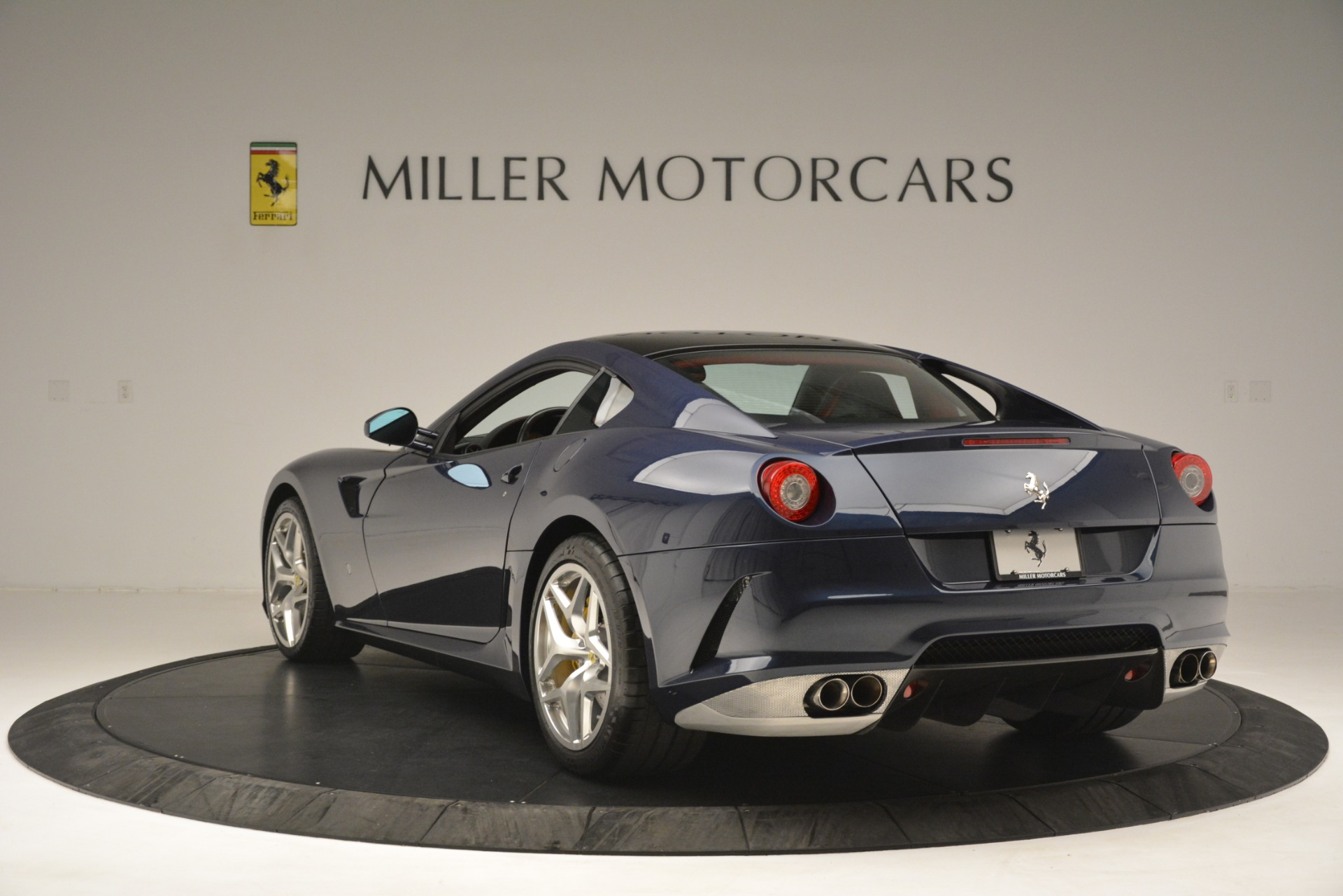 Used 2008 Ferrari 599 GTB Fiorano  For Sale In Greenwich, CT. Alfa Romeo of Greenwich, 4560C 3154_p5
