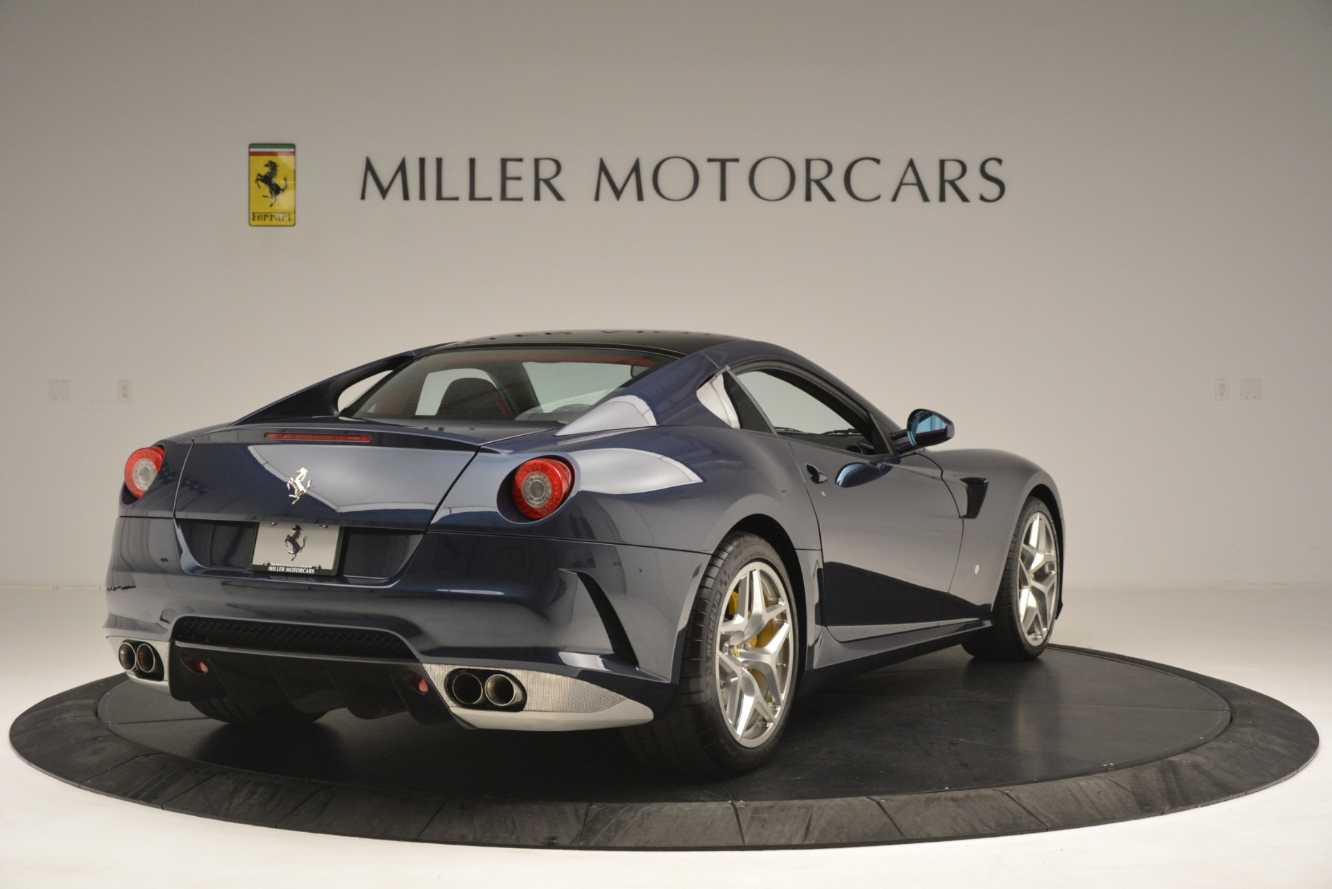 Used 2008 Ferrari 599 GTB Fiorano  For Sale In Greenwich, CT. Alfa Romeo of Greenwich, 4560C 3154_p7