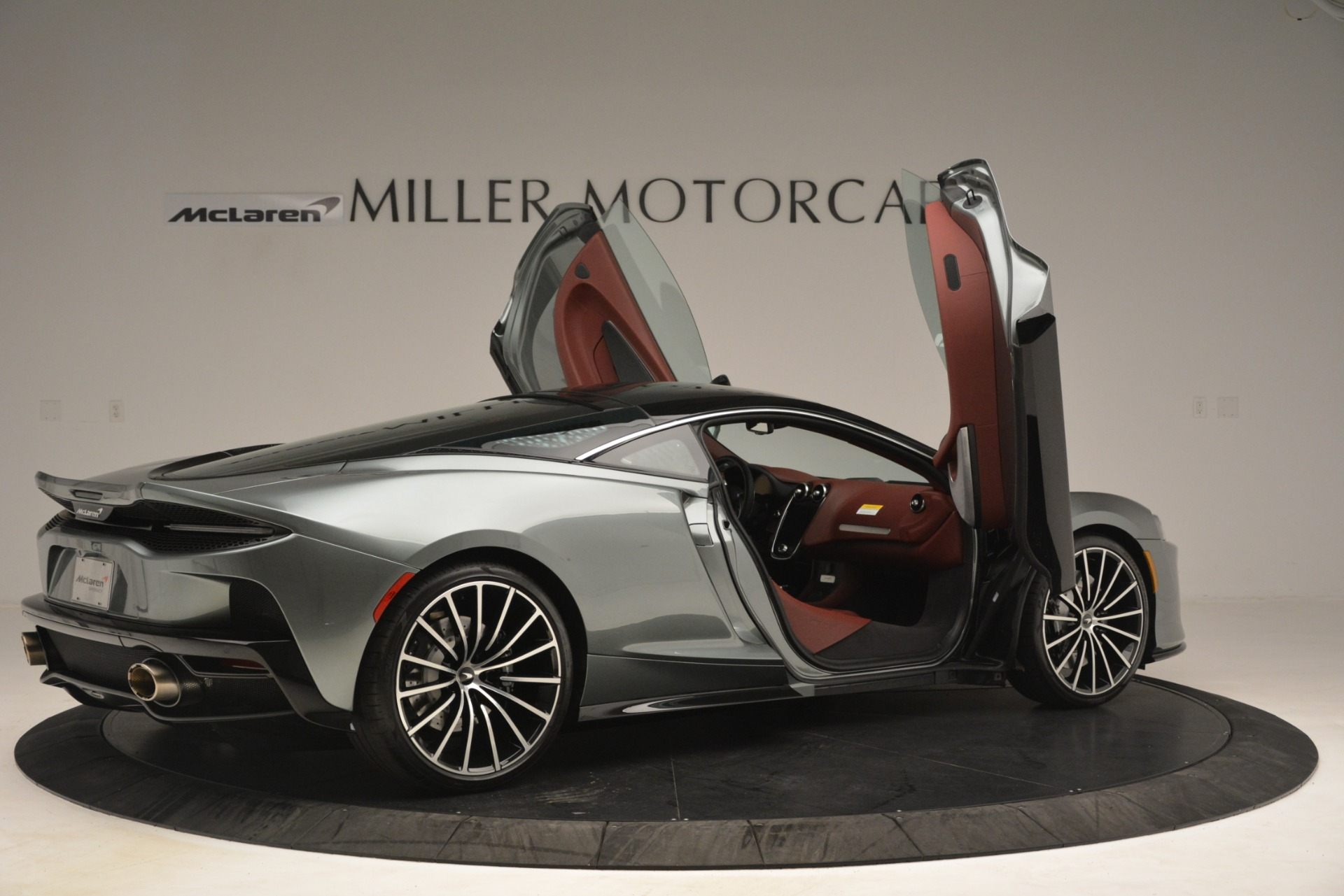 New 2020 McLaren GT Coupe For Sale In Greenwich, CT. Alfa Romeo of Greenwich, 1111 3156_p31