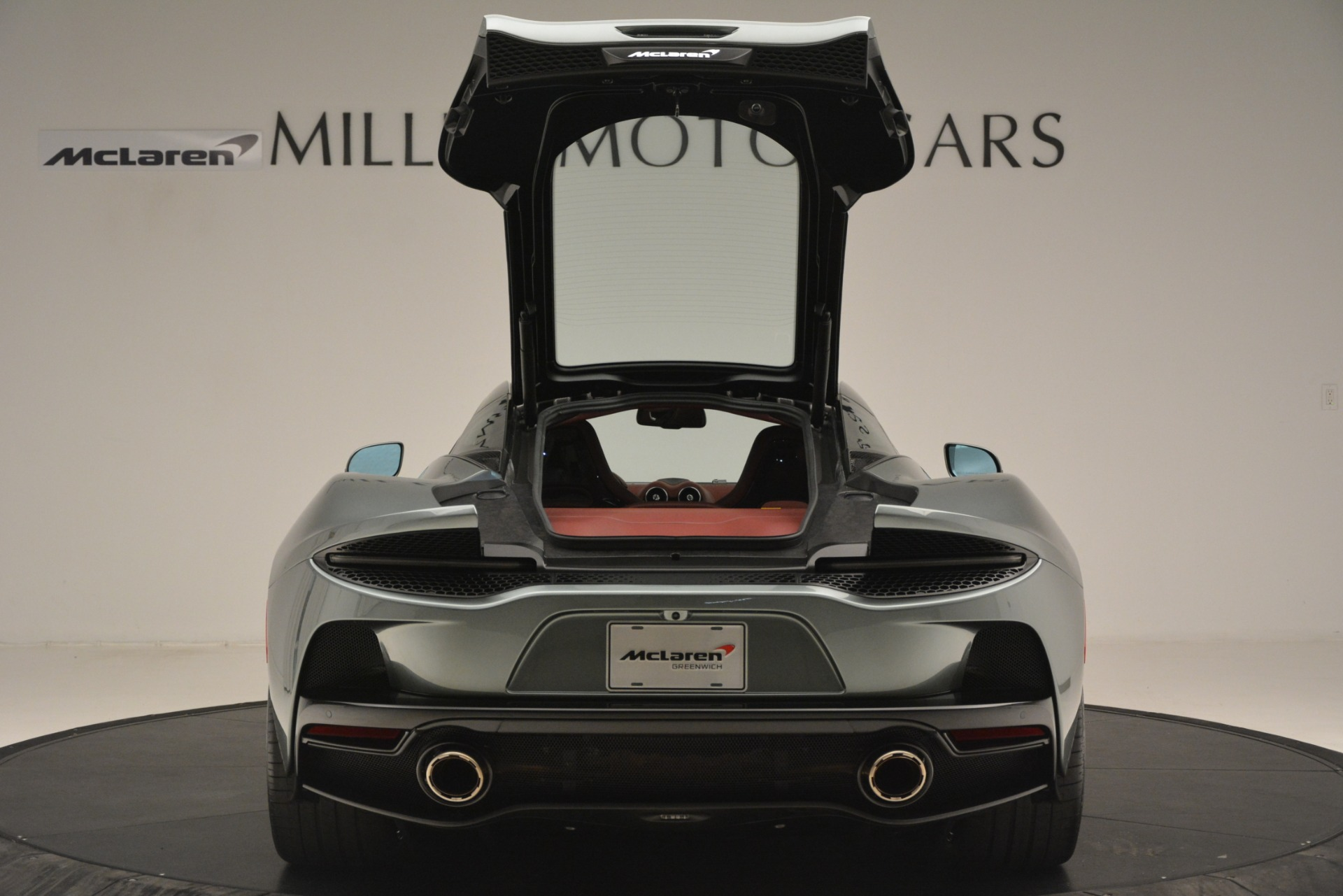 New 2020 McLaren GT Coupe For Sale In Greenwich, CT. Alfa Romeo of Greenwich, 1111 3156_p42