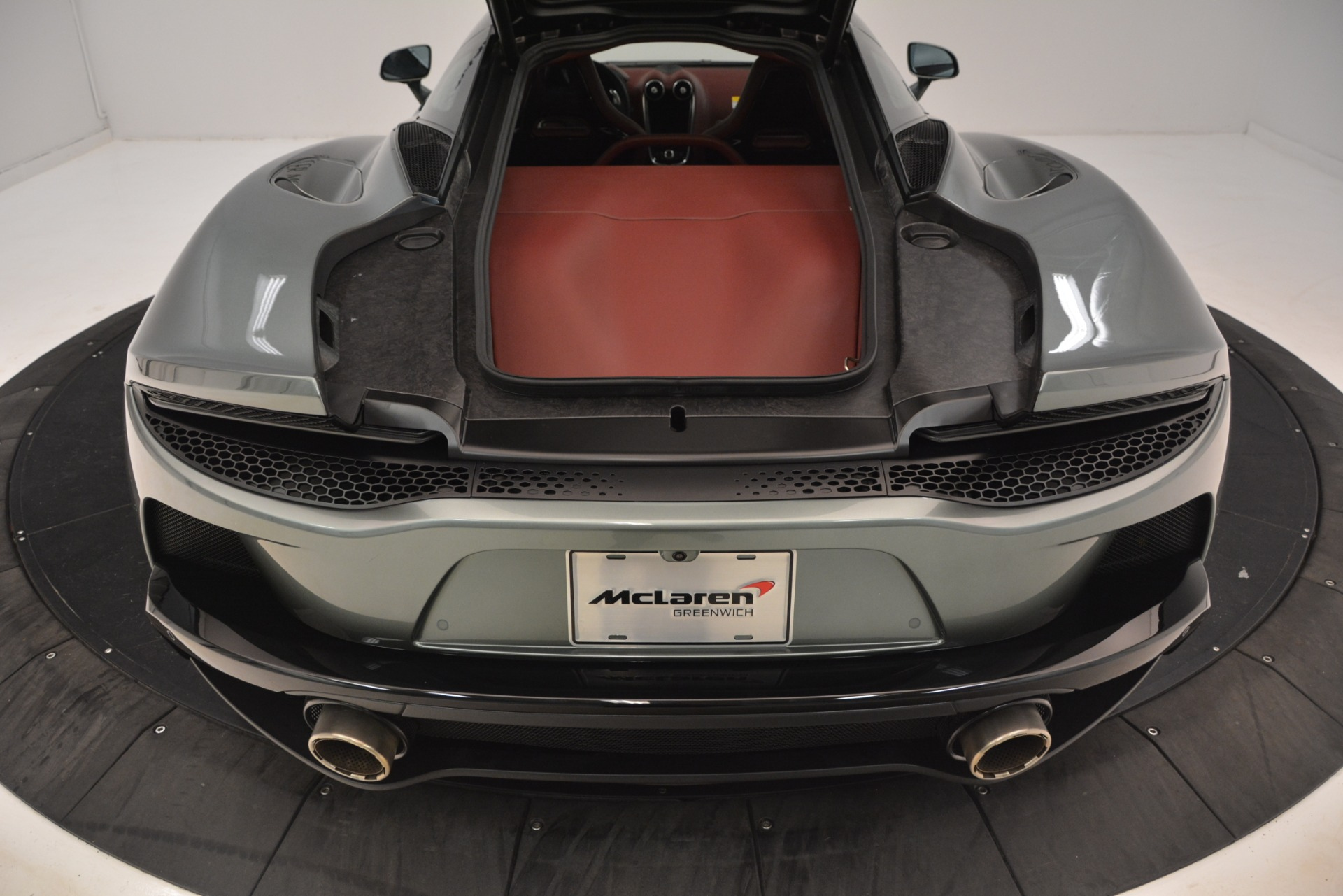 New 2020 McLaren GT Coupe For Sale In Greenwich, CT. Alfa Romeo of Greenwich, 1111 3156_p68
