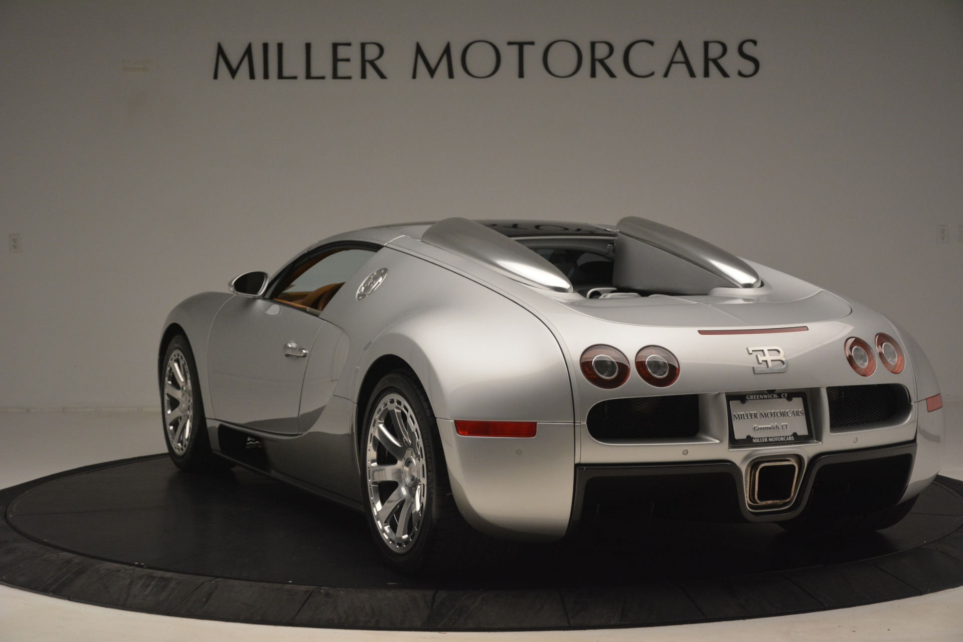 Used 2010 Bugatti Veyron 16.4 Grand Sport For Sale In Greenwich, CT. Alfa Romeo of Greenwich, G149 3159_p16