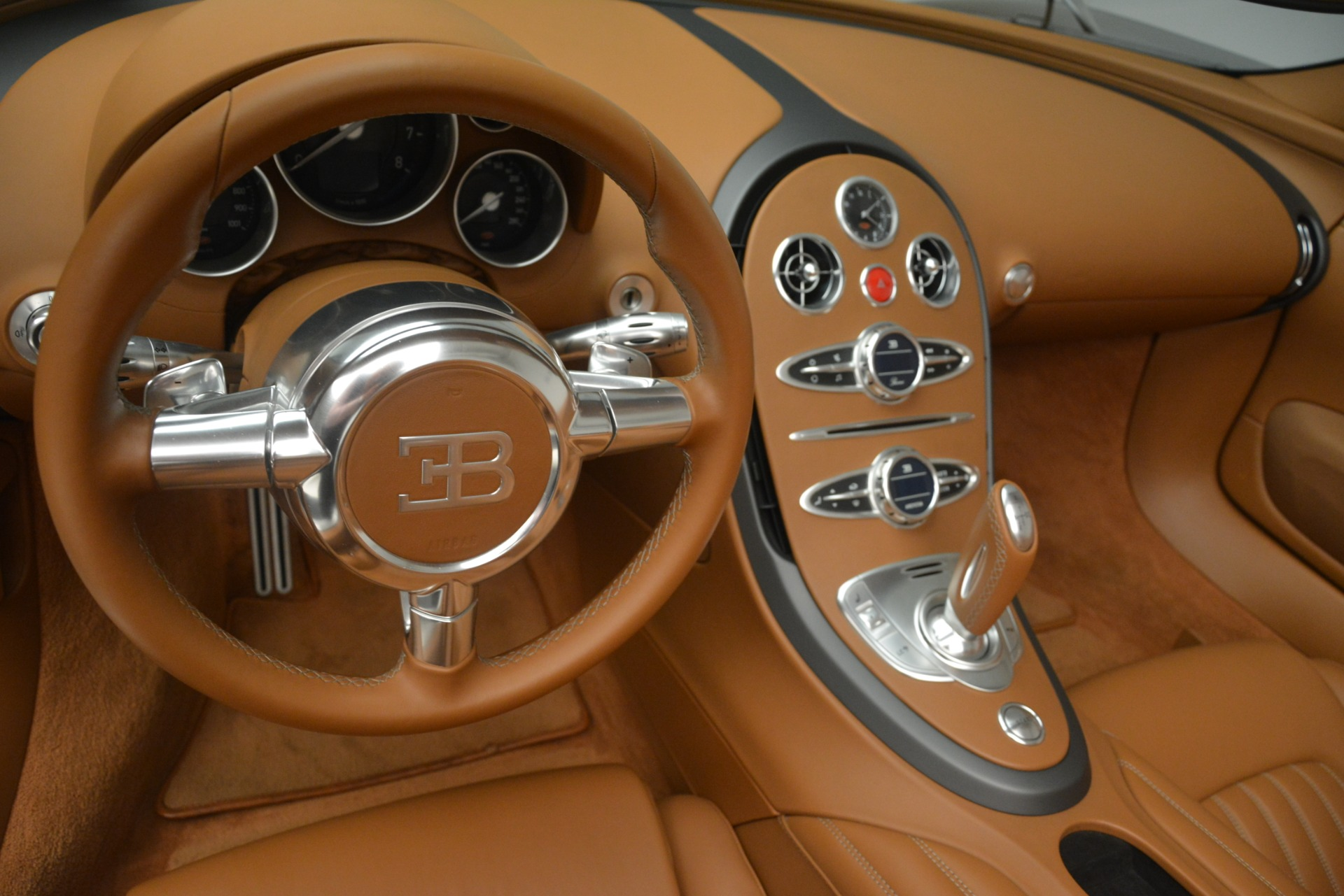 Used 2010 Bugatti Veyron 16.4 Grand Sport For Sale In Greenwich, CT. Alfa Romeo of Greenwich, G149 3159_p28