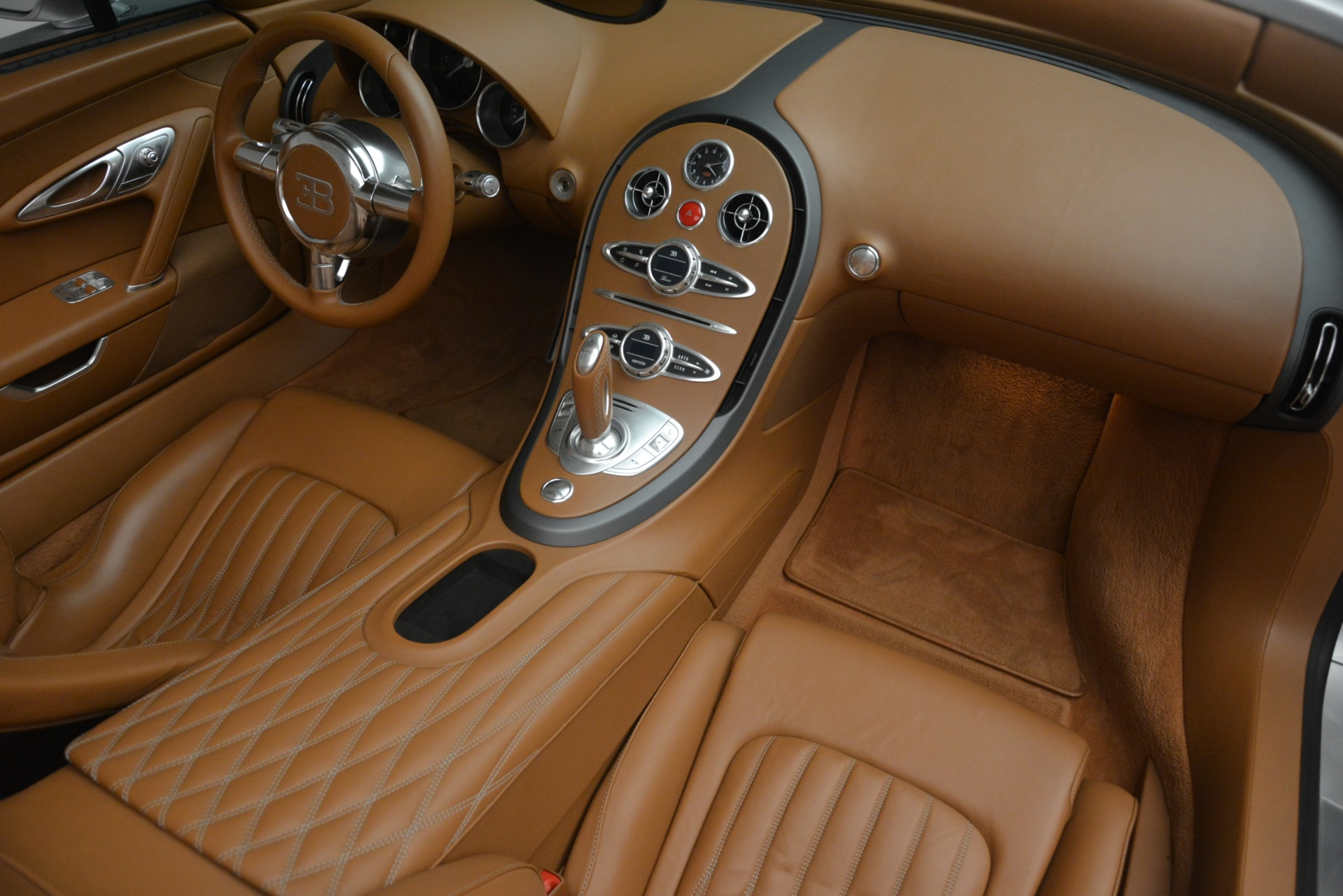Used 2010 Bugatti Veyron 16.4 Grand Sport For Sale In Greenwich, CT. Alfa Romeo of Greenwich, G149 3159_p37