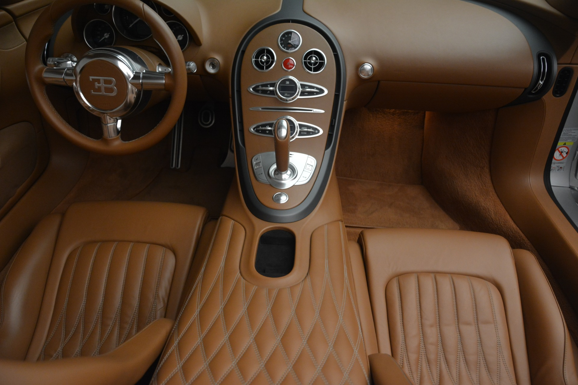 Used 2010 Bugatti Veyron 16.4 Grand Sport For Sale In Greenwich, CT. Alfa Romeo of Greenwich, G149 3159_p38