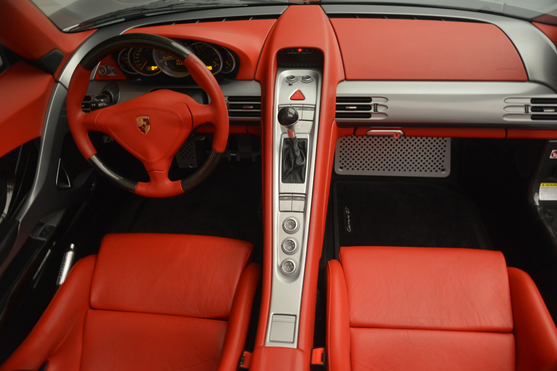 Used 2005 Porsche Carrera GT  For Sale In Greenwich, CT. Alfa Romeo of Greenwich, 7558C 3161_p34