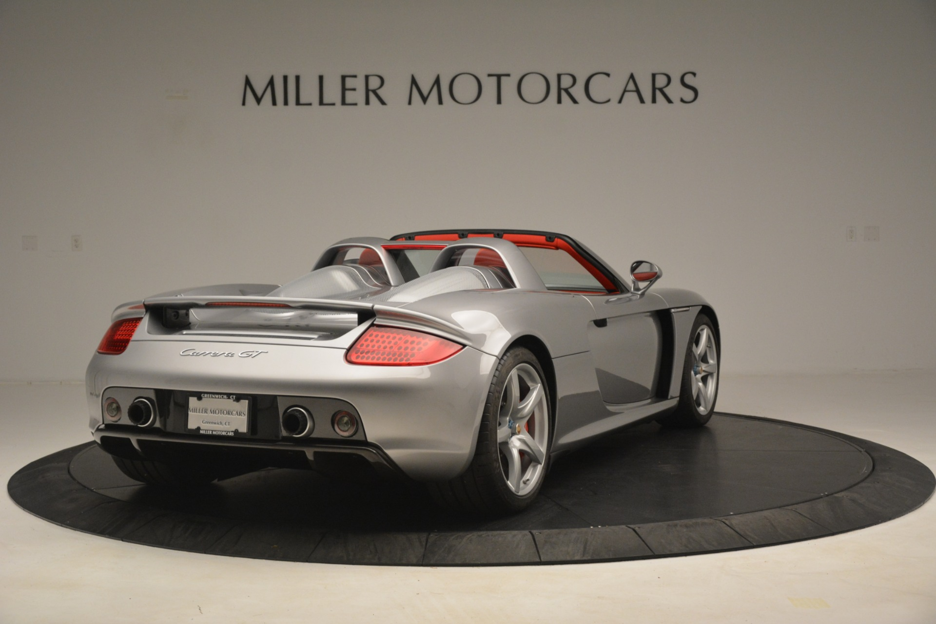Used 2005 Porsche Carrera GT  For Sale In Greenwich, CT. Alfa Romeo of Greenwich, 7558C 3161_p7