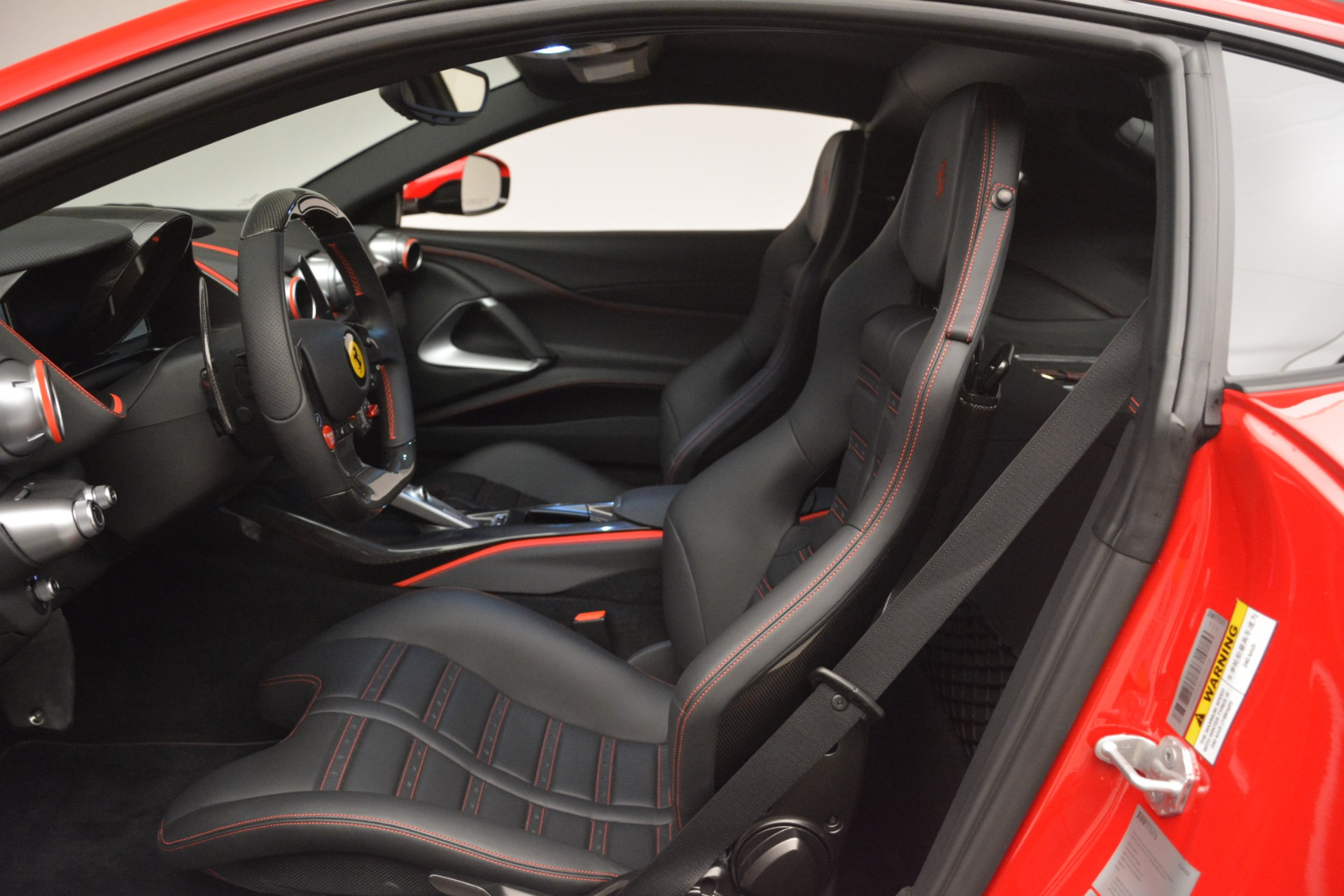 Used 2018 Ferrari 812 Superfast  For Sale In Greenwich, CT. Alfa Romeo of Greenwich, 4561 3167_p14