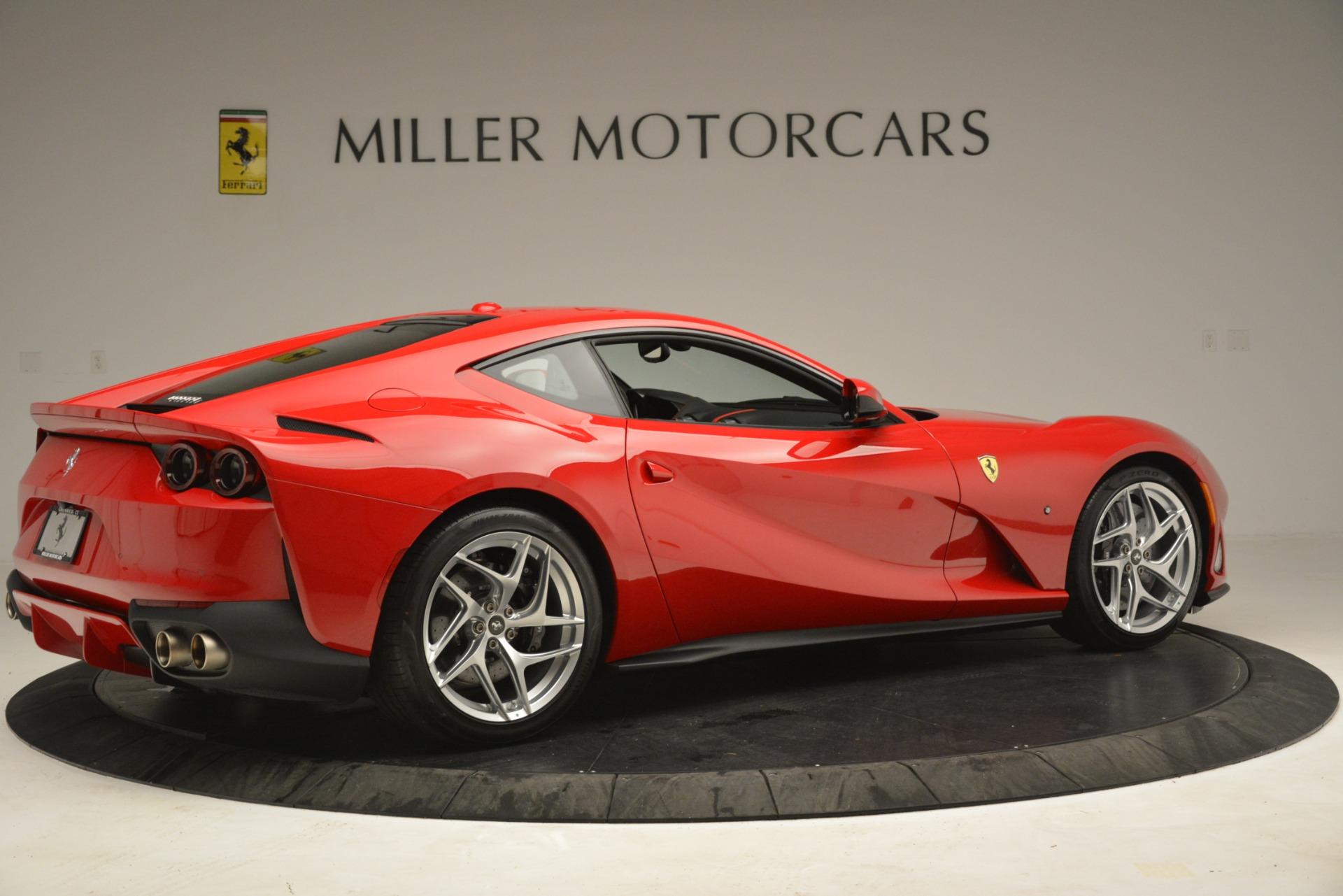 Used 2018 Ferrari 812 Superfast  For Sale In Greenwich, CT. Alfa Romeo of Greenwich, 4561 3167_p8