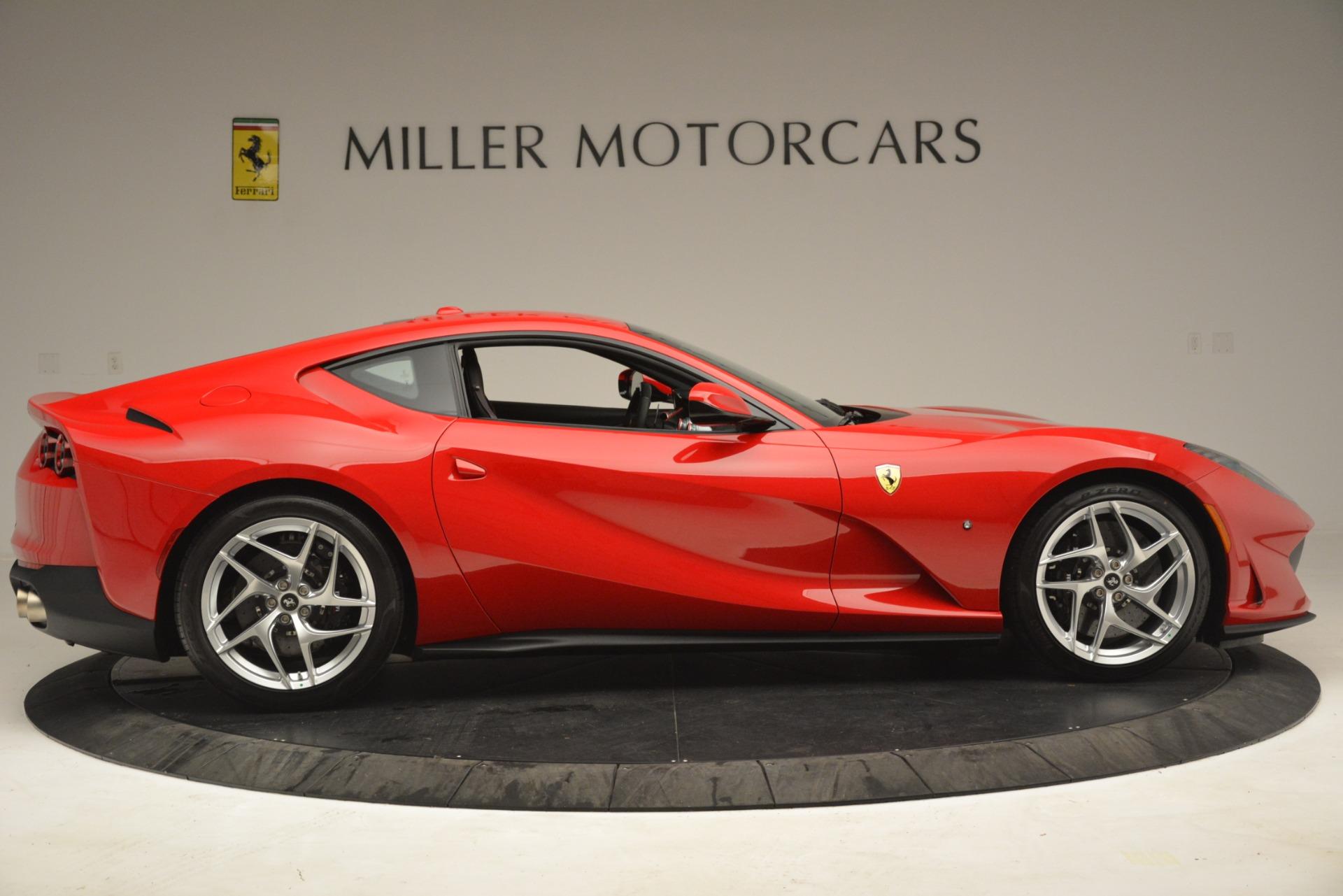 Used 2018 Ferrari 812 Superfast  For Sale In Greenwich, CT. Alfa Romeo of Greenwich, 4561 3167_p9