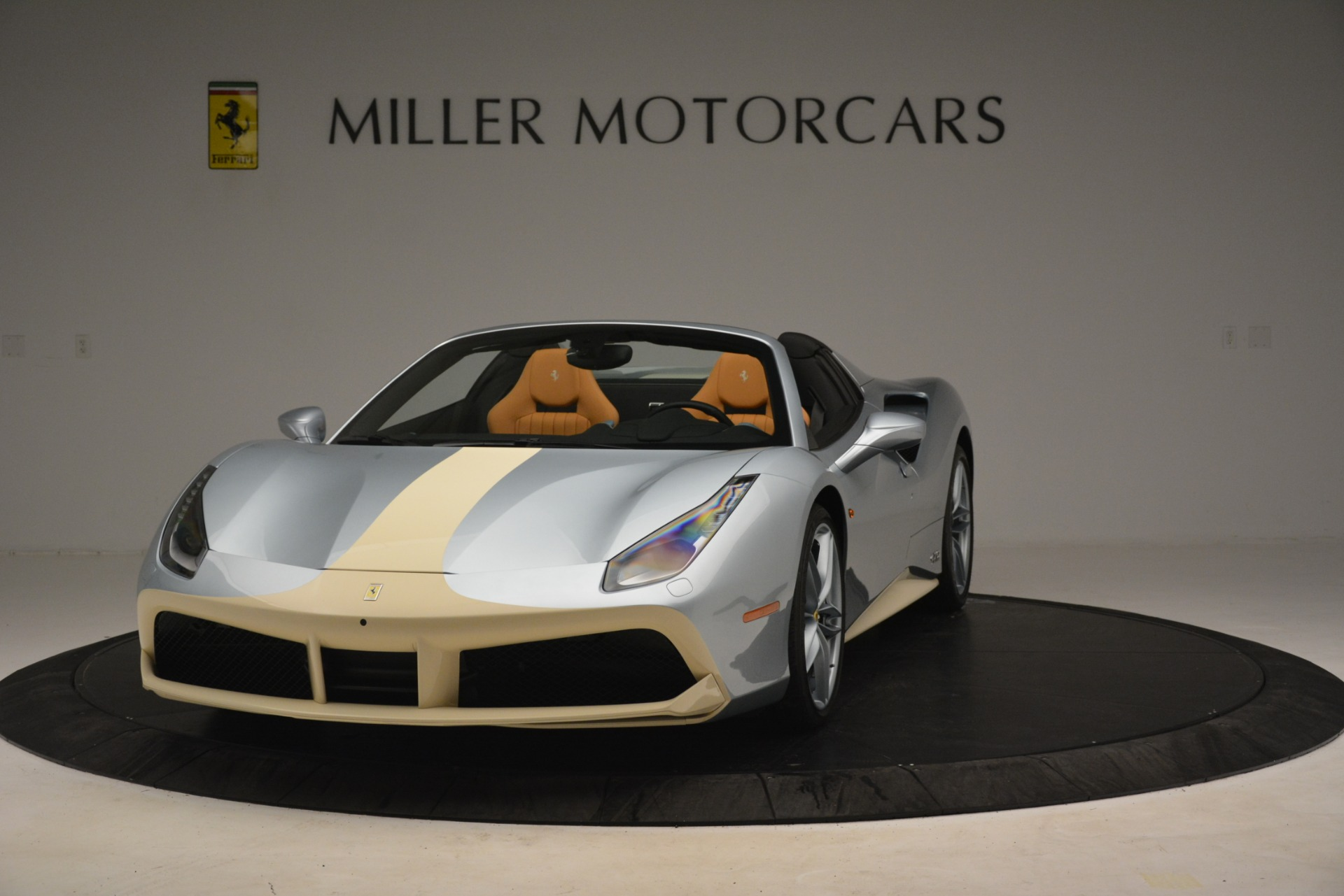 Used 2018 Ferrari 488 Spider  For Sale In Greenwich, CT. Alfa Romeo of Greenwich, 4562 3168_main
