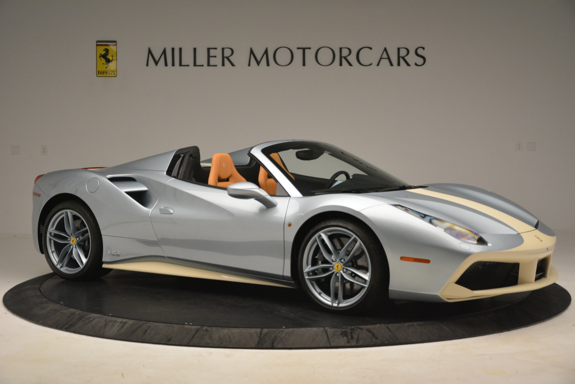 Used 2018 Ferrari 488 Spider  For Sale In Greenwich, CT. Alfa Romeo of Greenwich, 4562 3168_p10