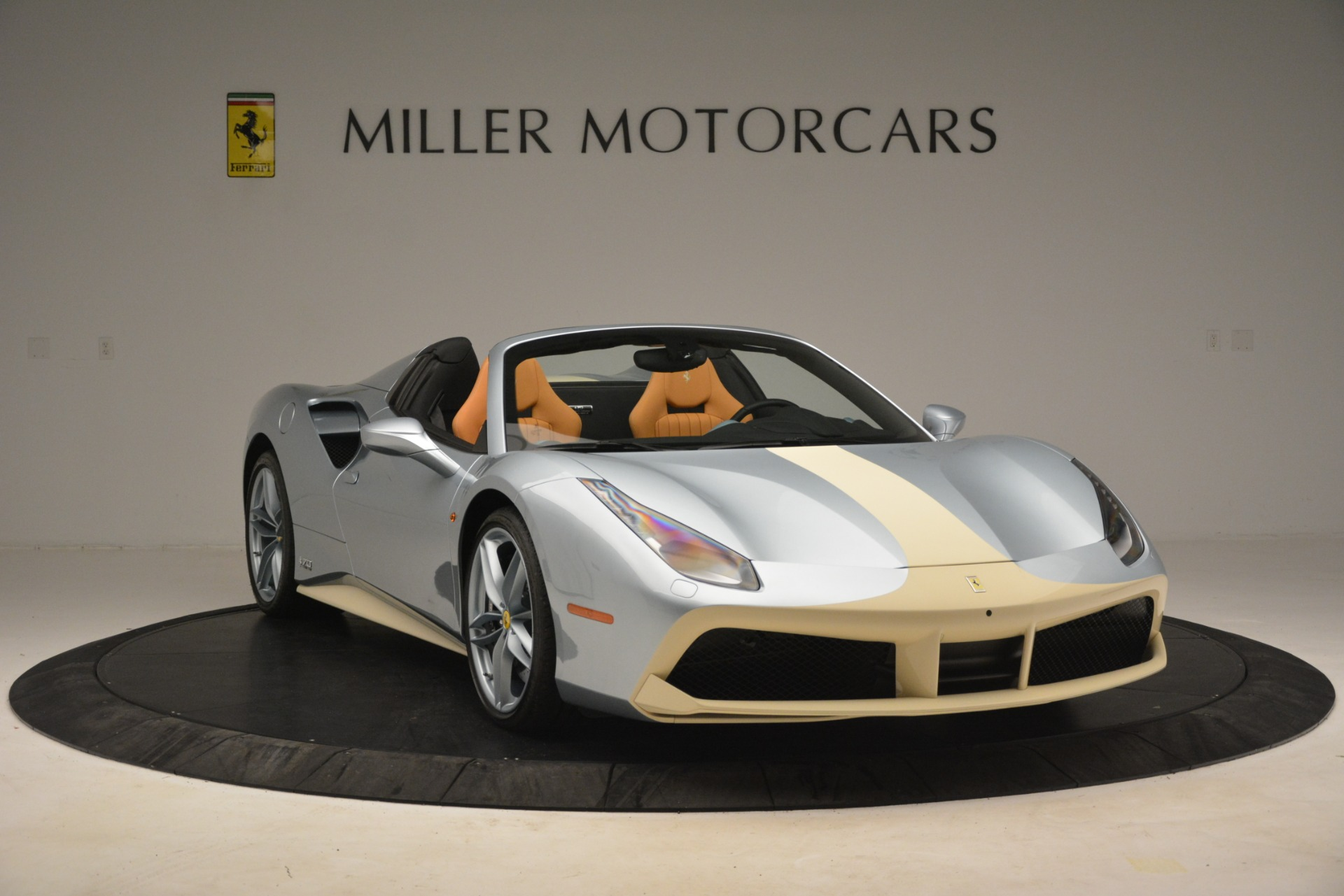 Used 2018 Ferrari 488 Spider  For Sale In Greenwich, CT. Alfa Romeo of Greenwich, 4562 3168_p11