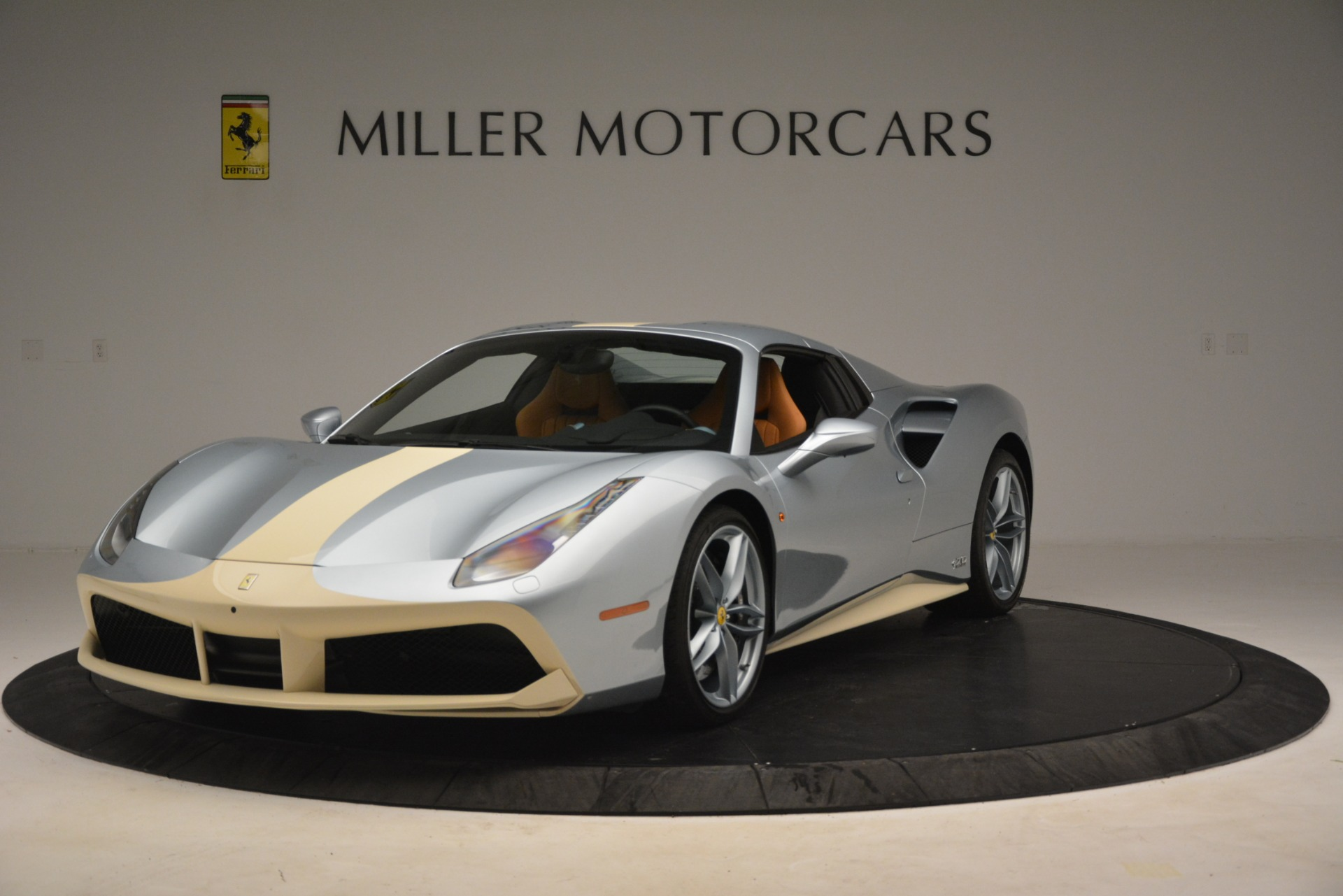 Used 2018 Ferrari 488 Spider  For Sale In Greenwich, CT. Alfa Romeo of Greenwich, 4562 3168_p13