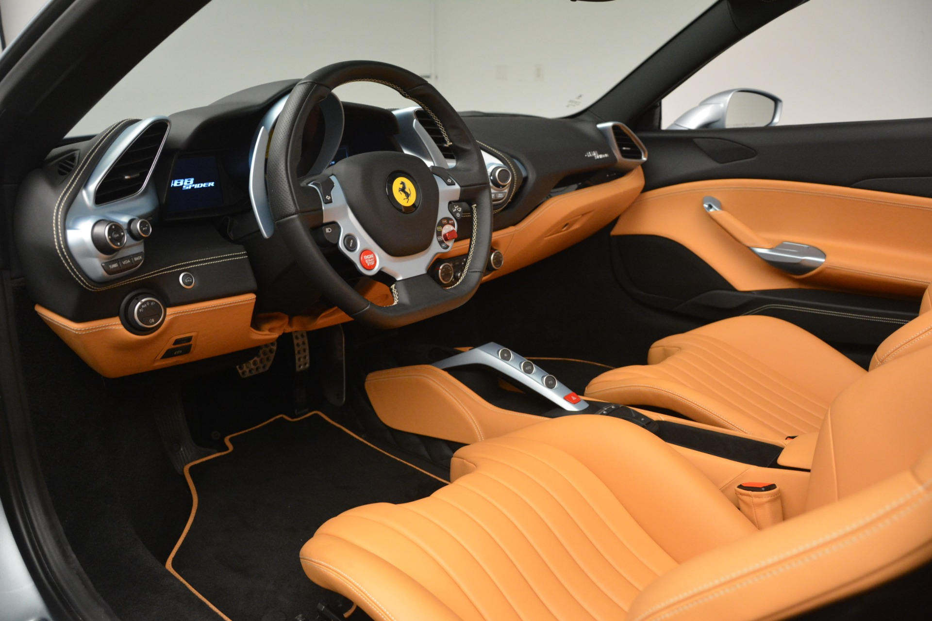 Used 2018 Ferrari 488 Spider  For Sale In Greenwich, CT. Alfa Romeo of Greenwich, 4562 3168_p20