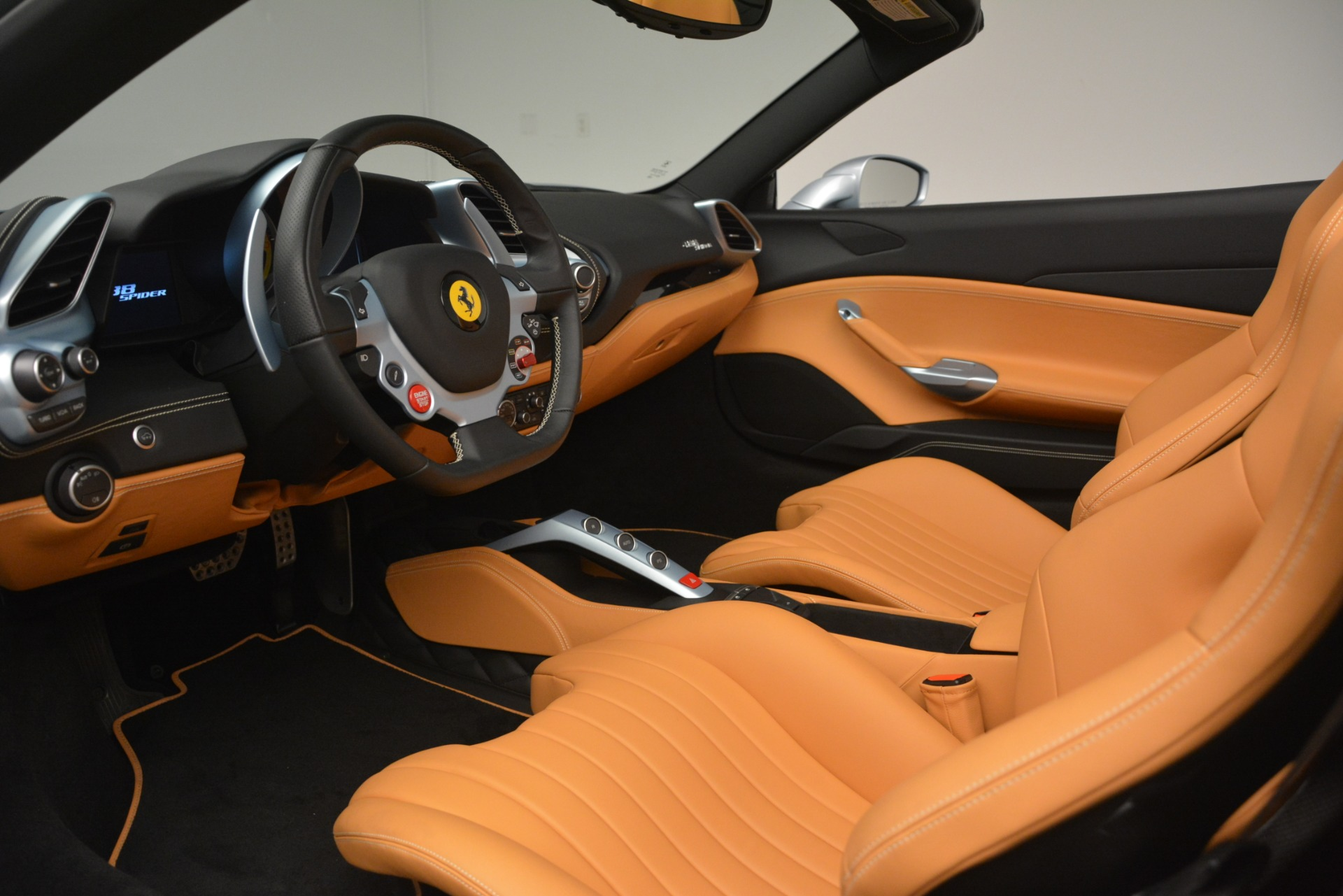 Used 2018 Ferrari 488 Spider  For Sale In Greenwich, CT. Alfa Romeo of Greenwich, 4562 3168_p21