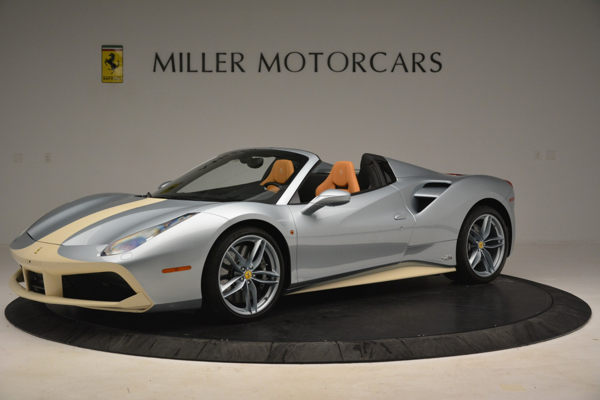 Used 2018 Ferrari 488 Spider  For Sale In Greenwich, CT. Alfa Romeo of Greenwich, 4562 3168_p2