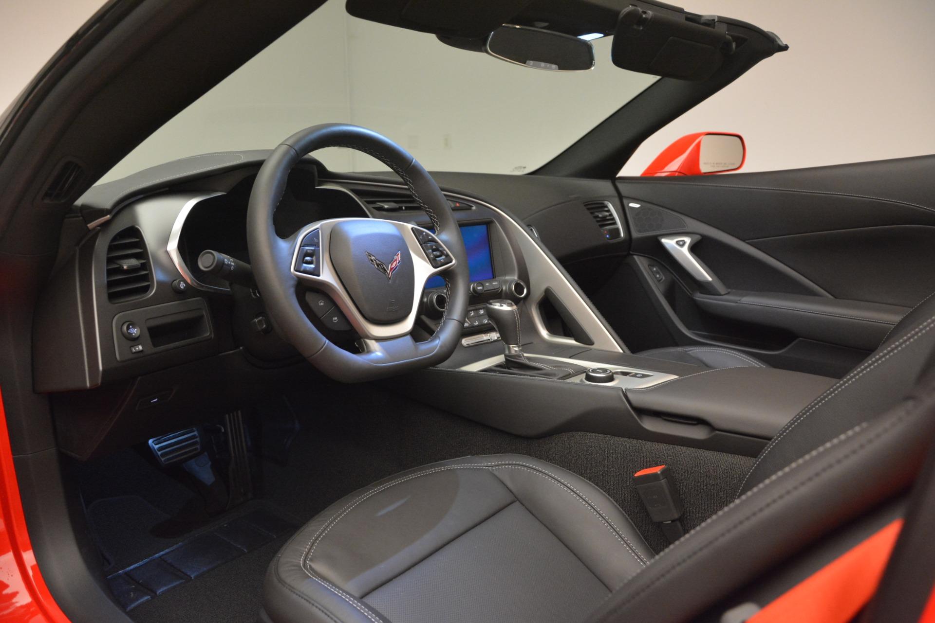 Used 2019 Chevrolet Corvette Grand Sport For Sale In Greenwich, CT. Alfa Romeo of Greenwich, 4550A 3169_p19