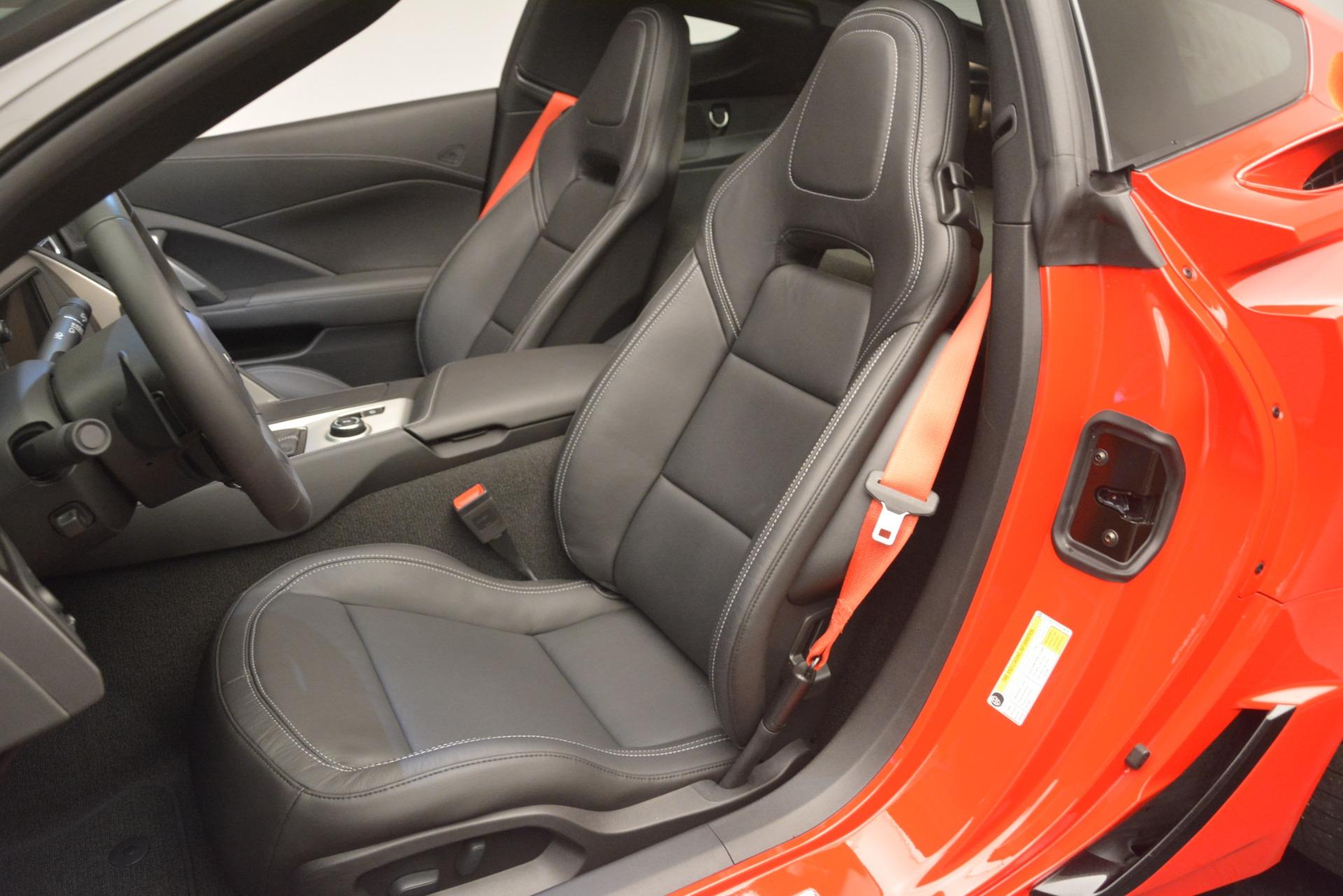 Used 2019 Chevrolet Corvette Grand Sport For Sale In Greenwich, CT. Alfa Romeo of Greenwich, 4550A 3169_p21