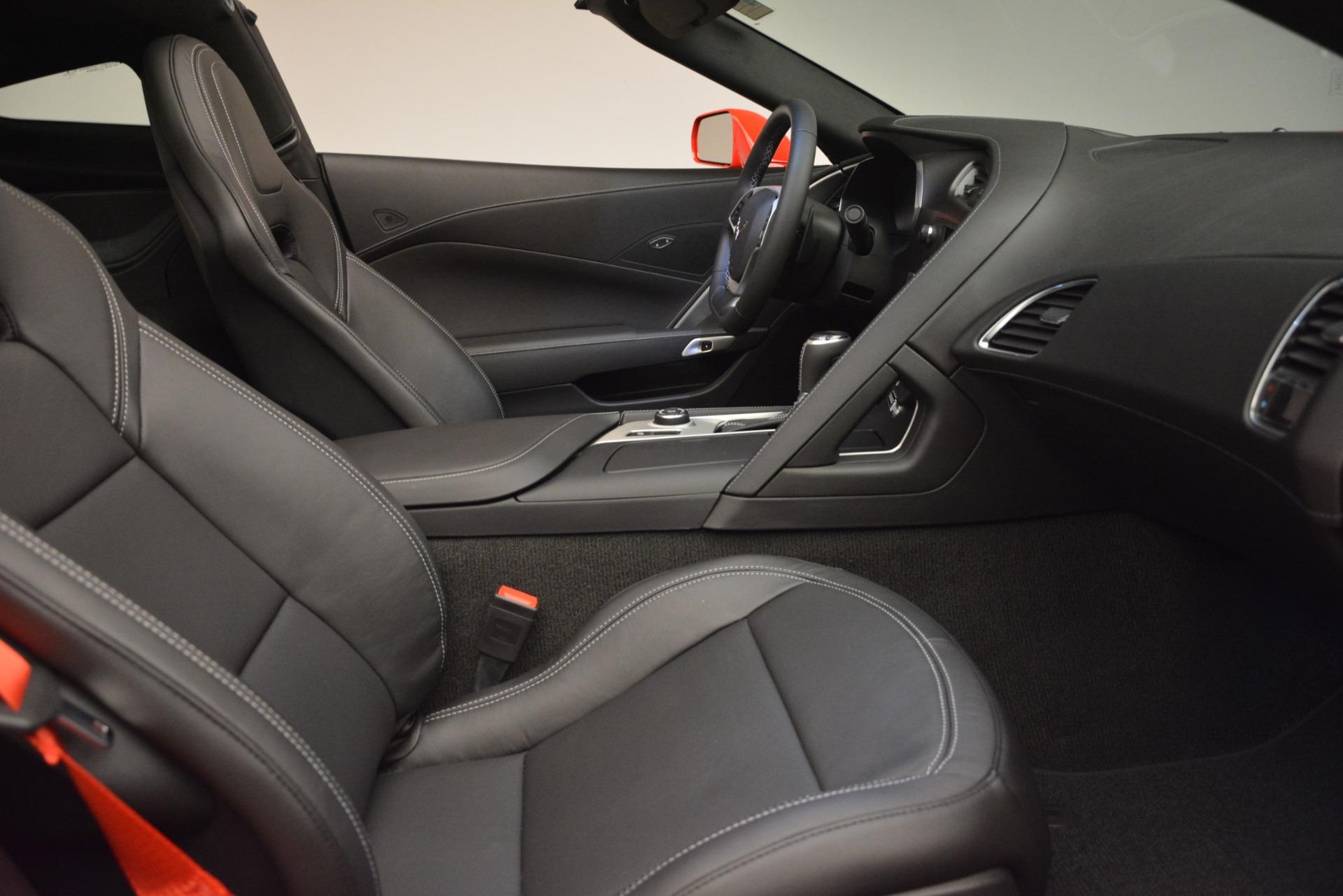 Used 2019 Chevrolet Corvette Grand Sport For Sale In Greenwich, CT. Alfa Romeo of Greenwich, 4550A 3169_p24